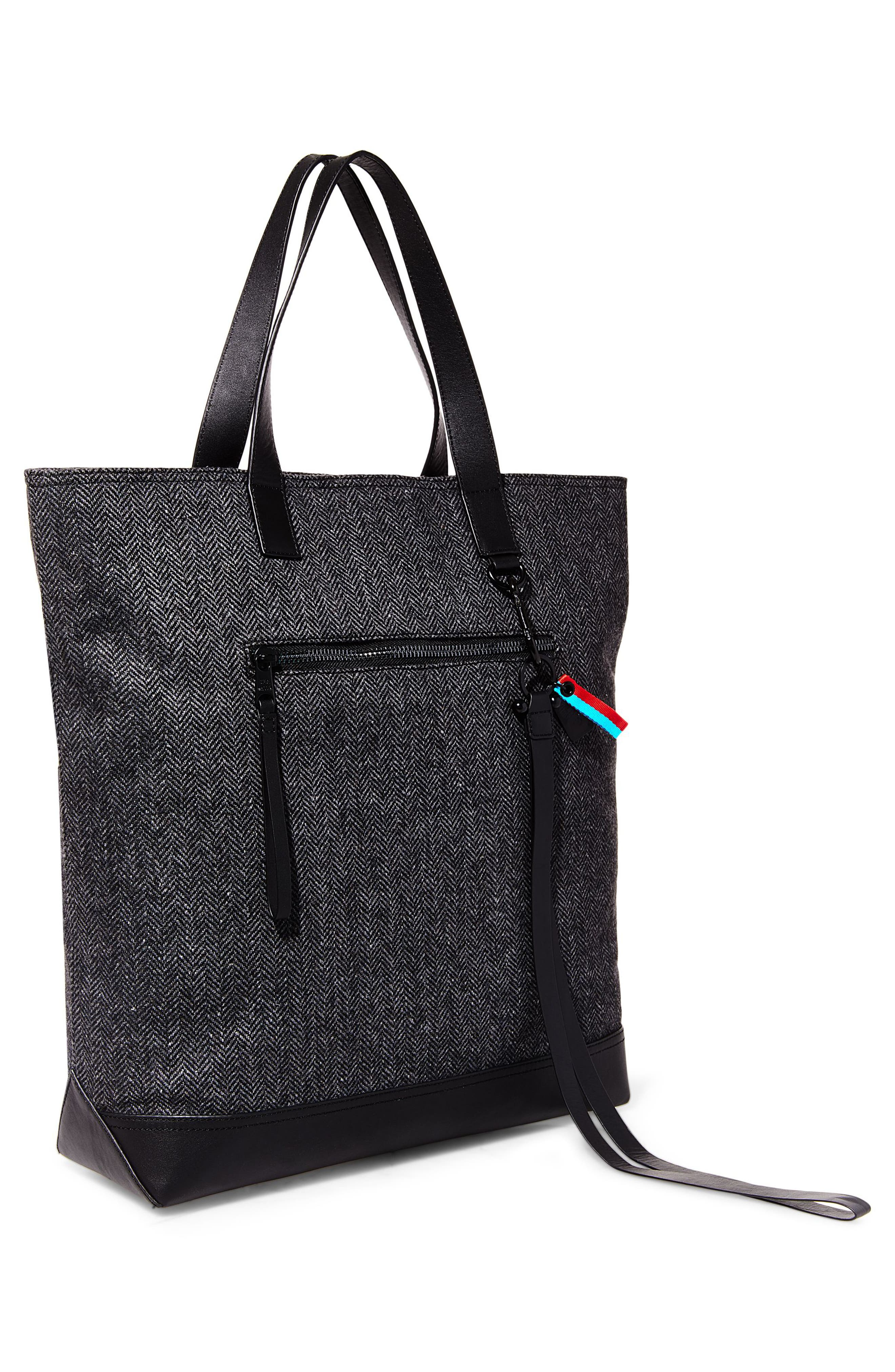 Alternate Image 2  - GQ x Steve Madden Tote Bag