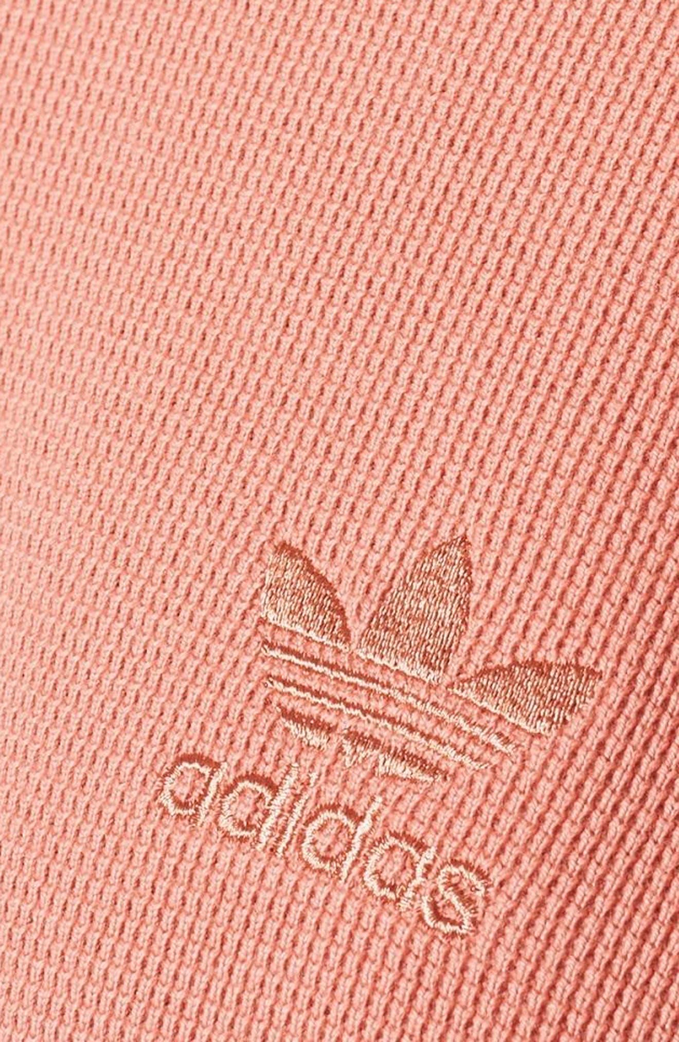 Originals Thermal Sweatshirt,                             Alternate thumbnail 7, color,                             Raw Pink