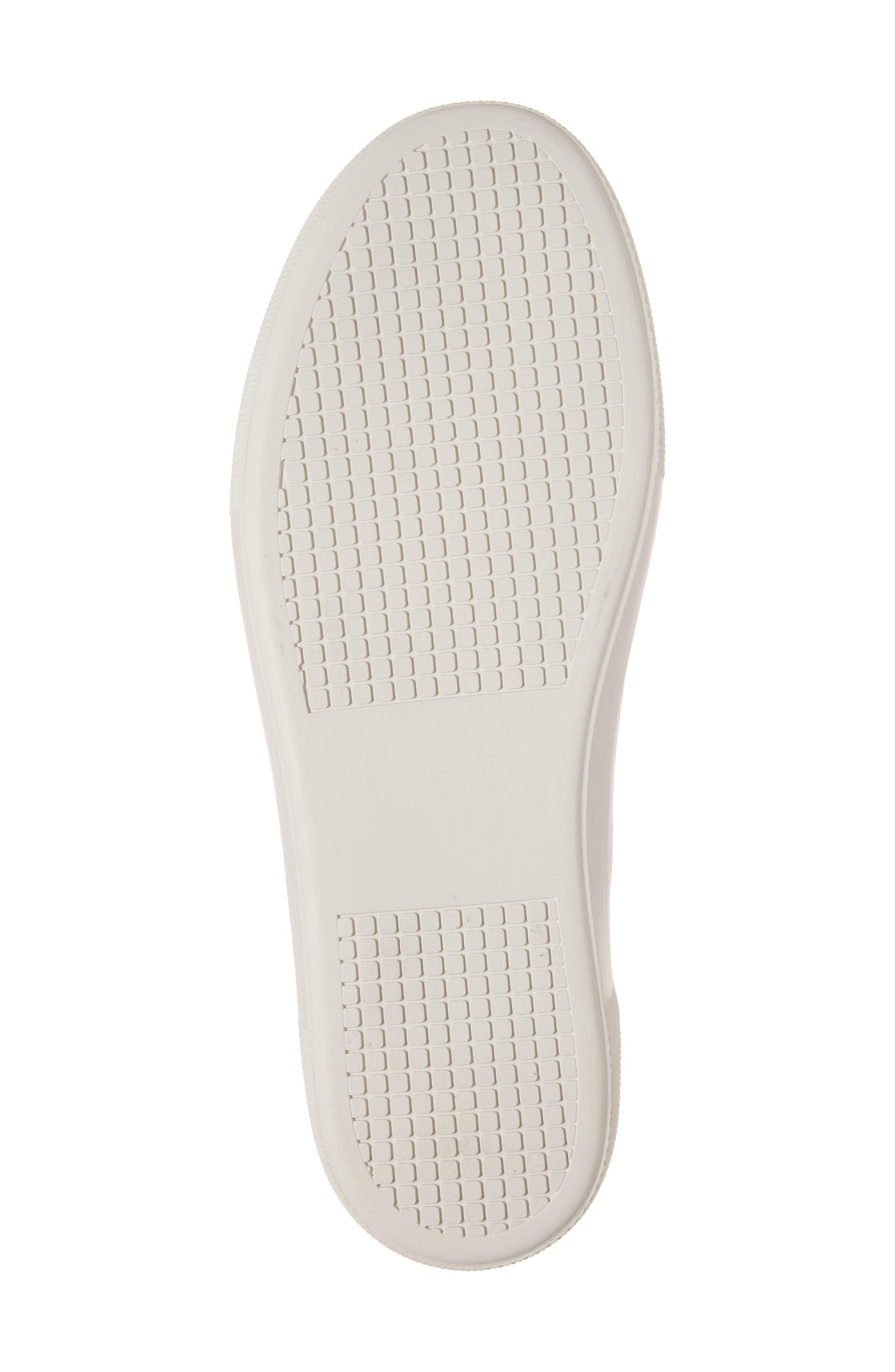 Alternate Image 6  - Steve Madden Passion Embellished Slip-On Platform Sneaker (Women)