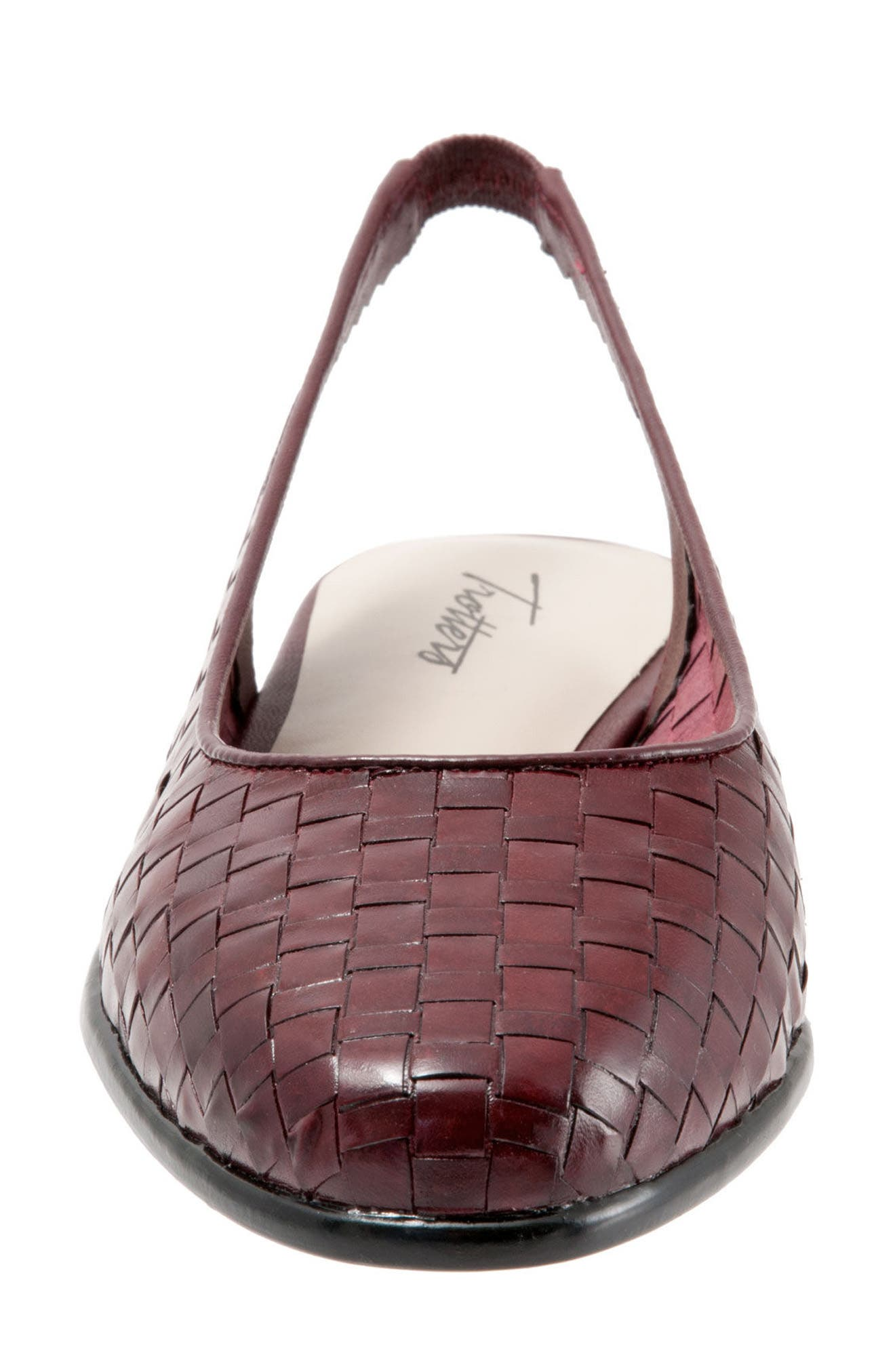 Alternate Image 4  - Trotters Lucy Slingback Flat (Women)