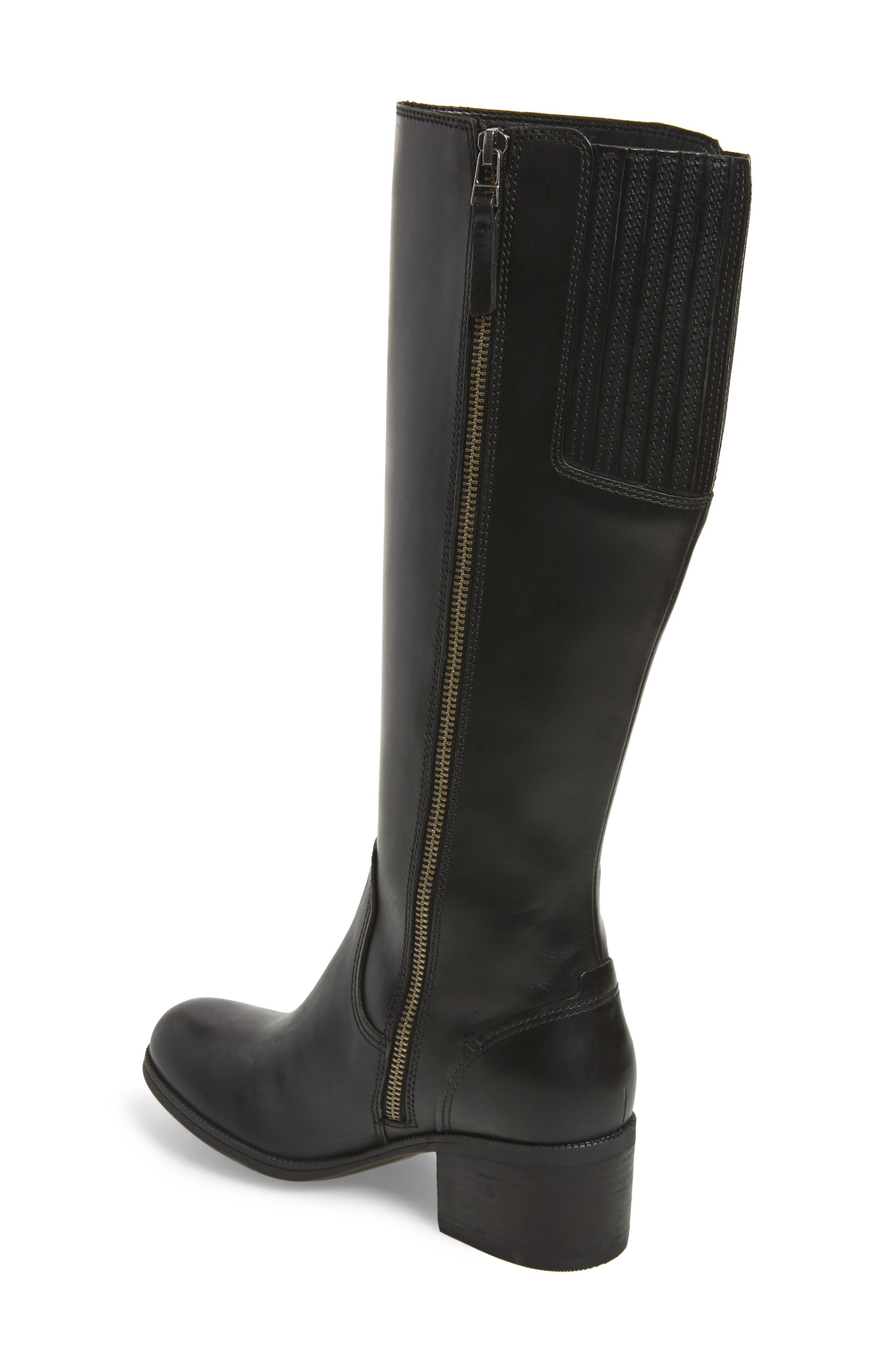 Maypearl Viola Boot,                             Alternate thumbnail 2, color,                             Black Leather