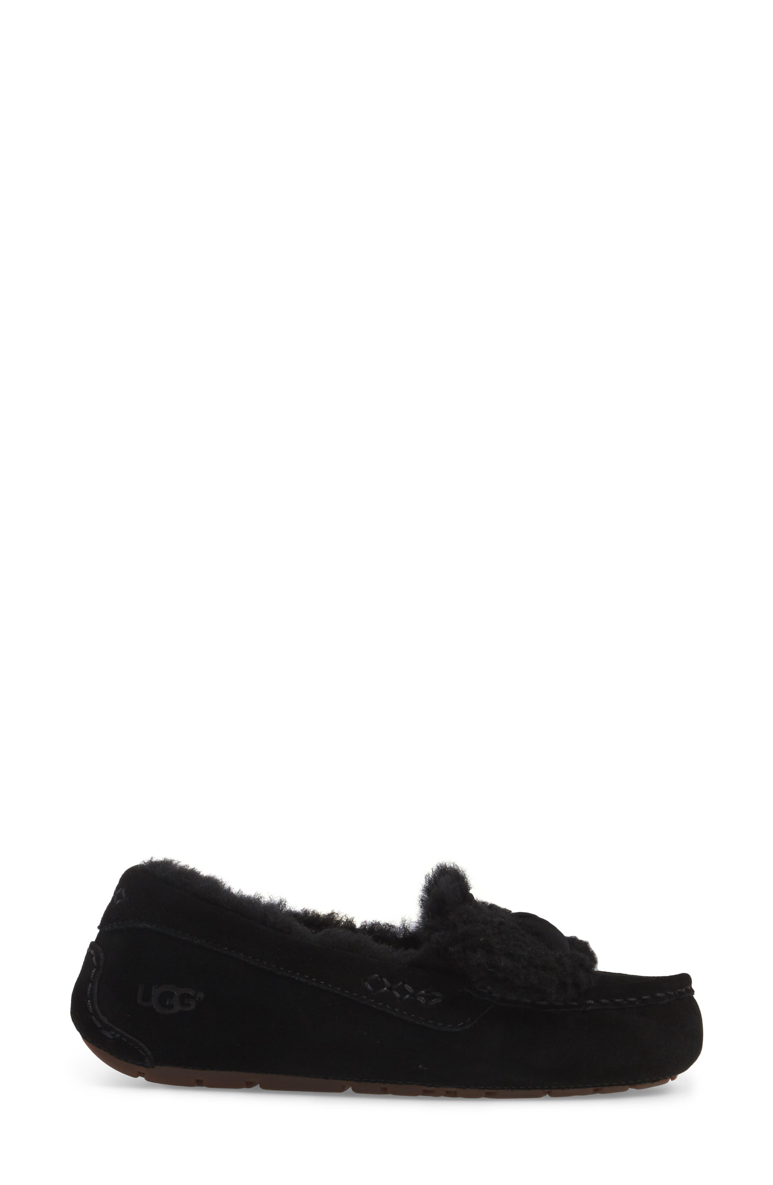 Alternate Image 3  - UGG® Ansley Bow Slipper