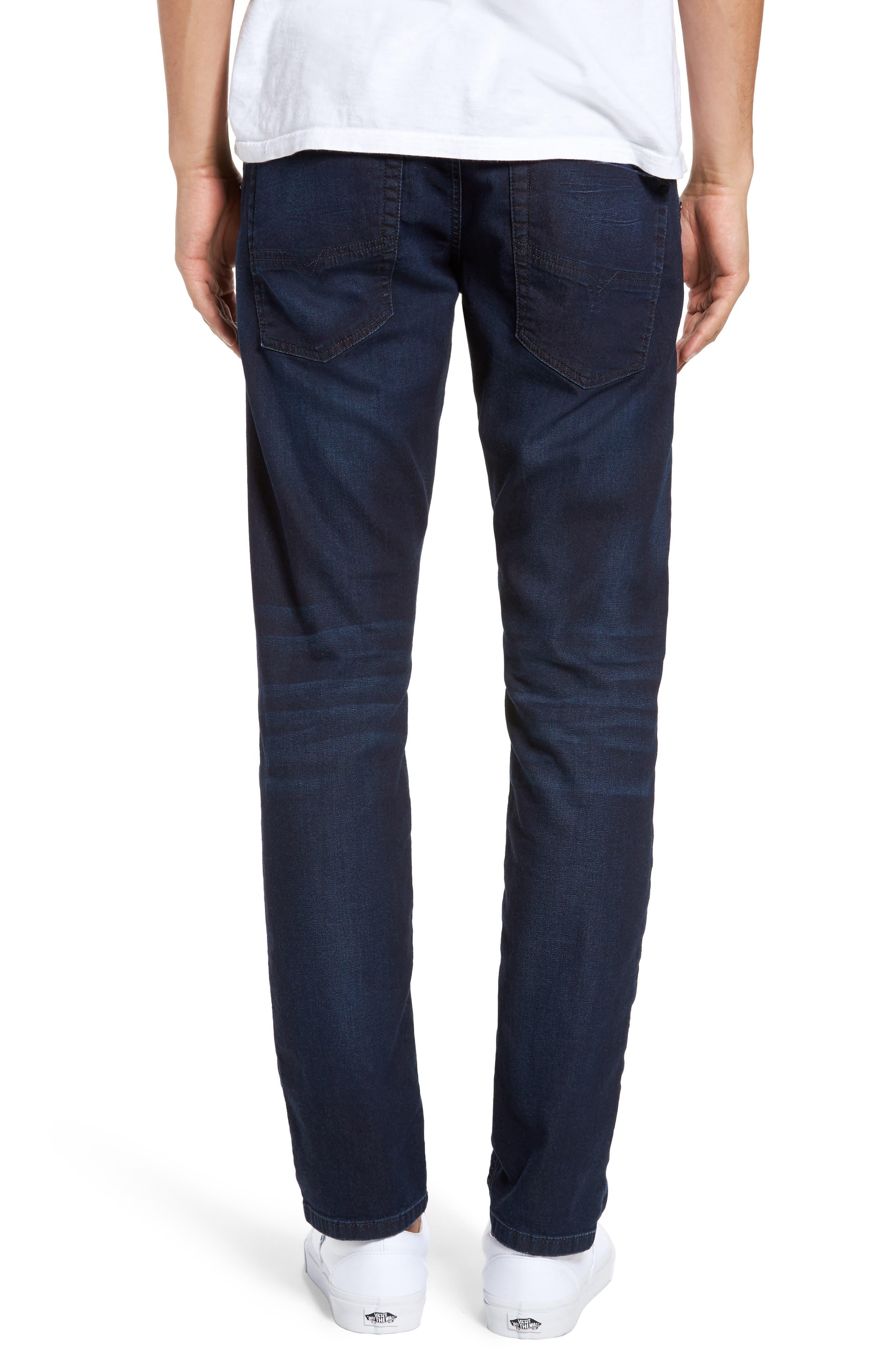 Alternate Image 2  - DIESEL® Krooley Slouchy Skinny Jeans