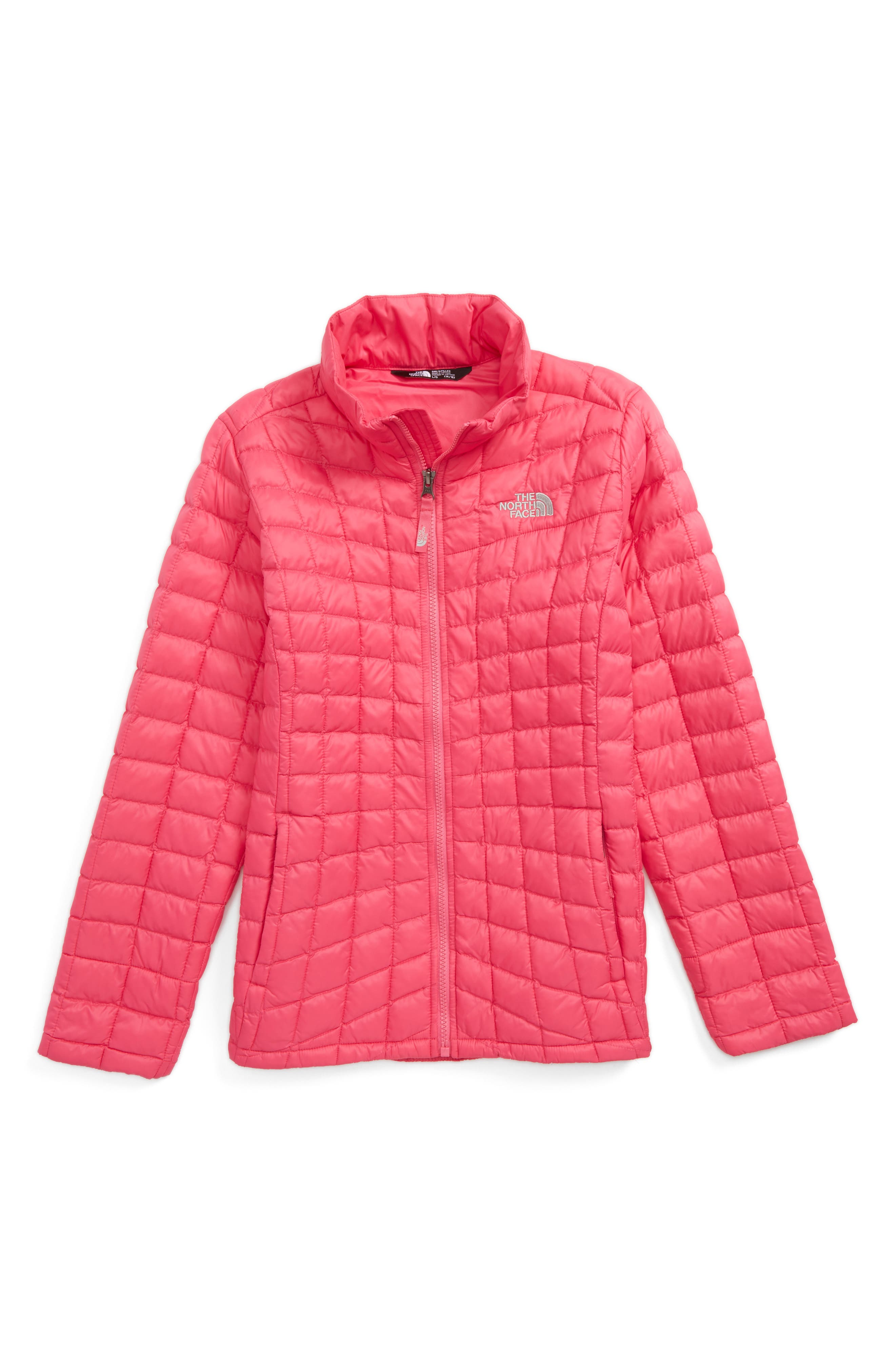 The North Face ThermoBall™ PrimaLoft® Quilted Jacket (Little Girls & Big Girls)