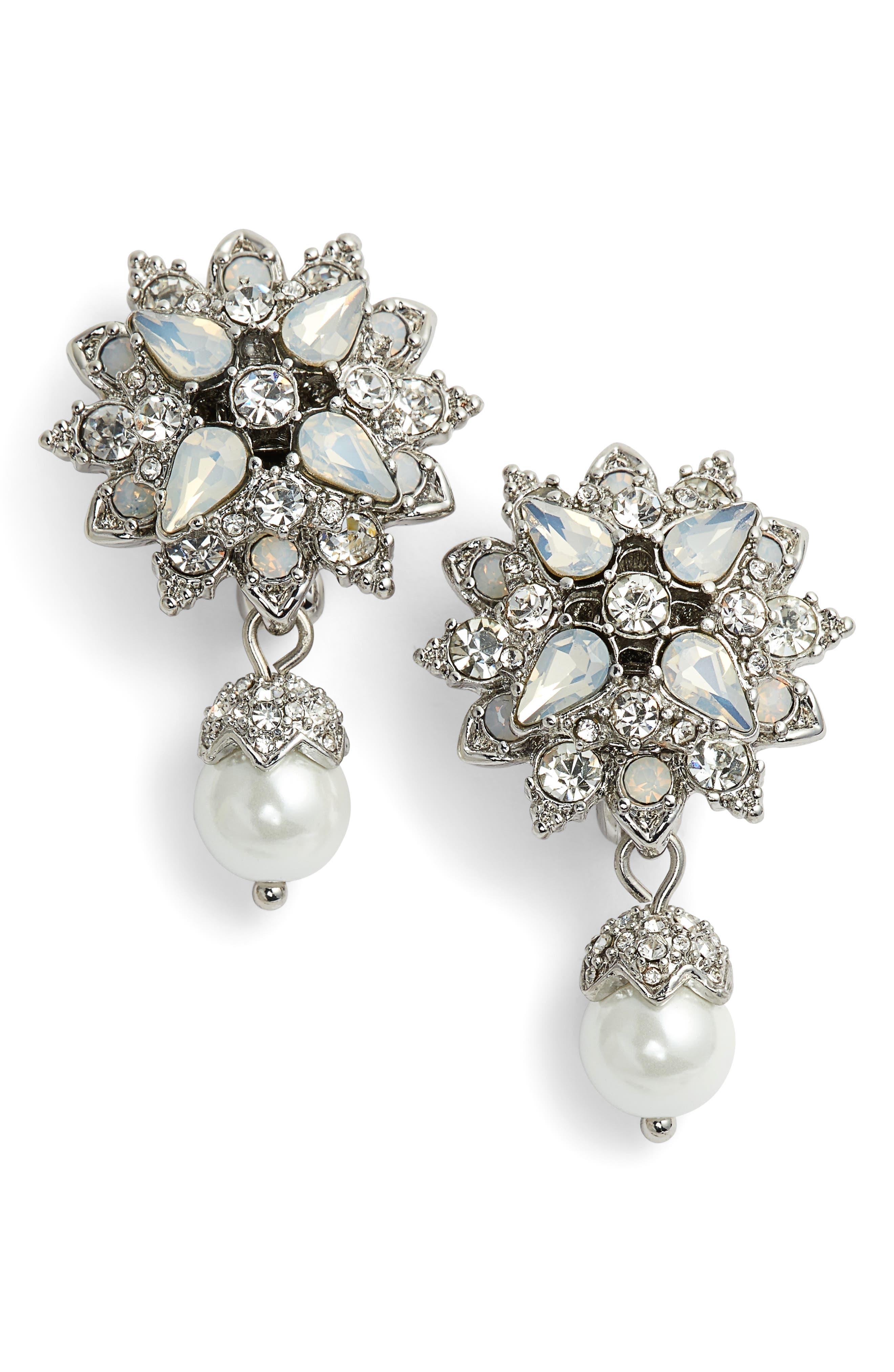 Marchesa Drop Earrings