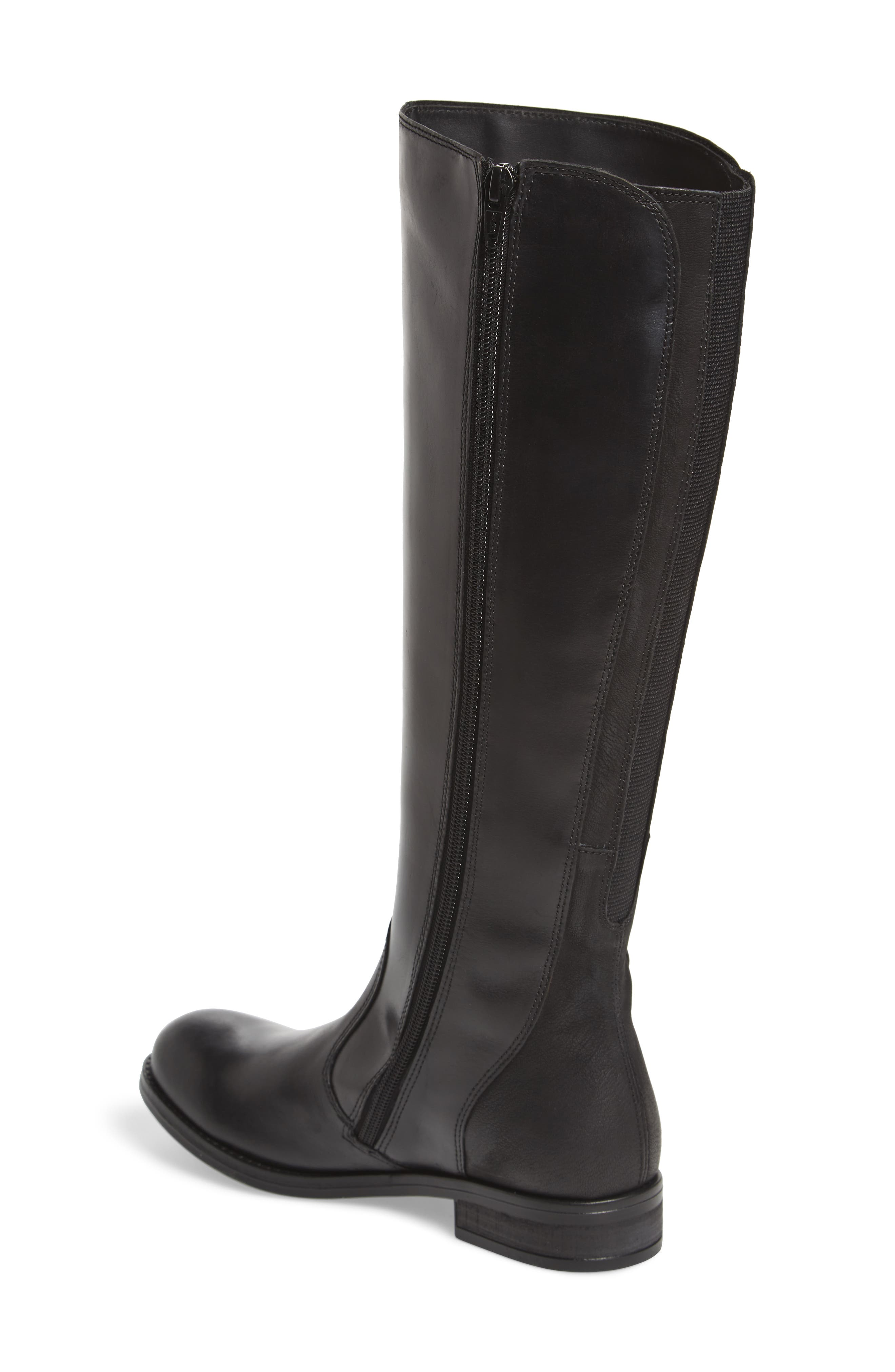 Alternate Image 2  - Fly London Axil Elastic Back Riding Boot (Women)