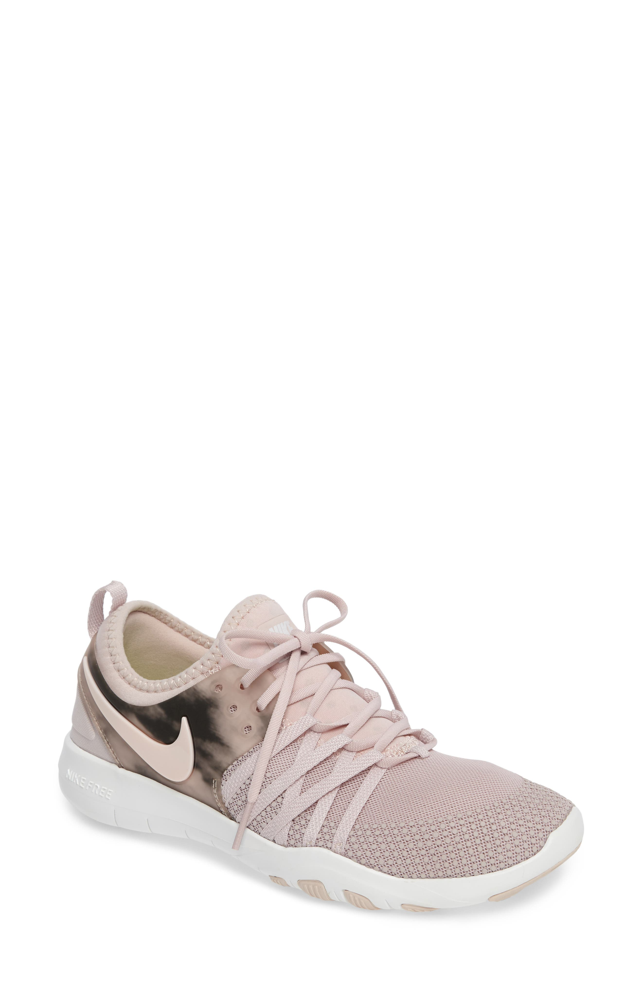 Alternate Image 1 Selected - Nike Free TR7 Amp Training Shoe (Women)