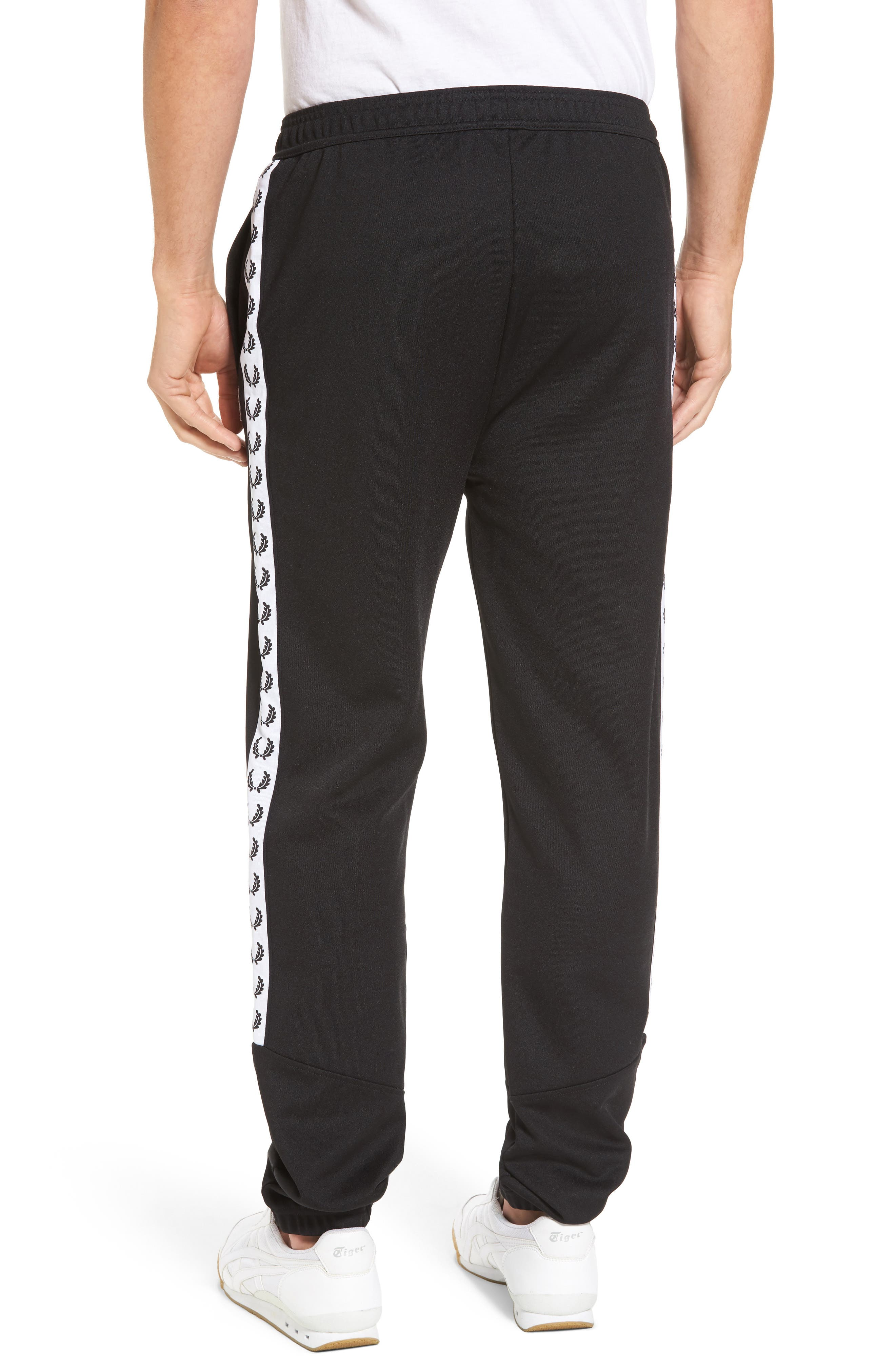 Alternate Image 2  - Fred Perry Taped Track Pants