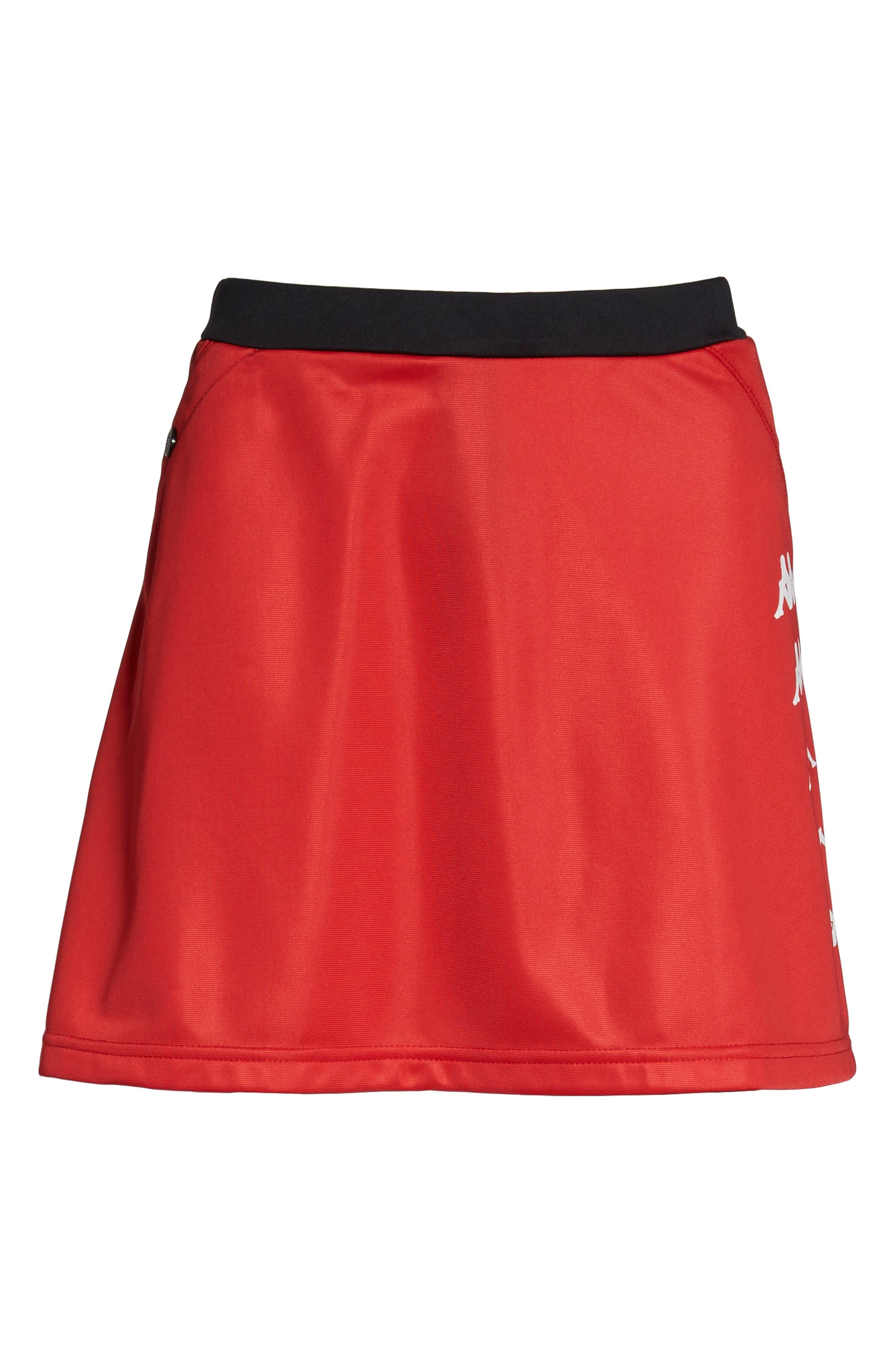Alternate Image 6  - Kappa Authentic Piqué Skirt