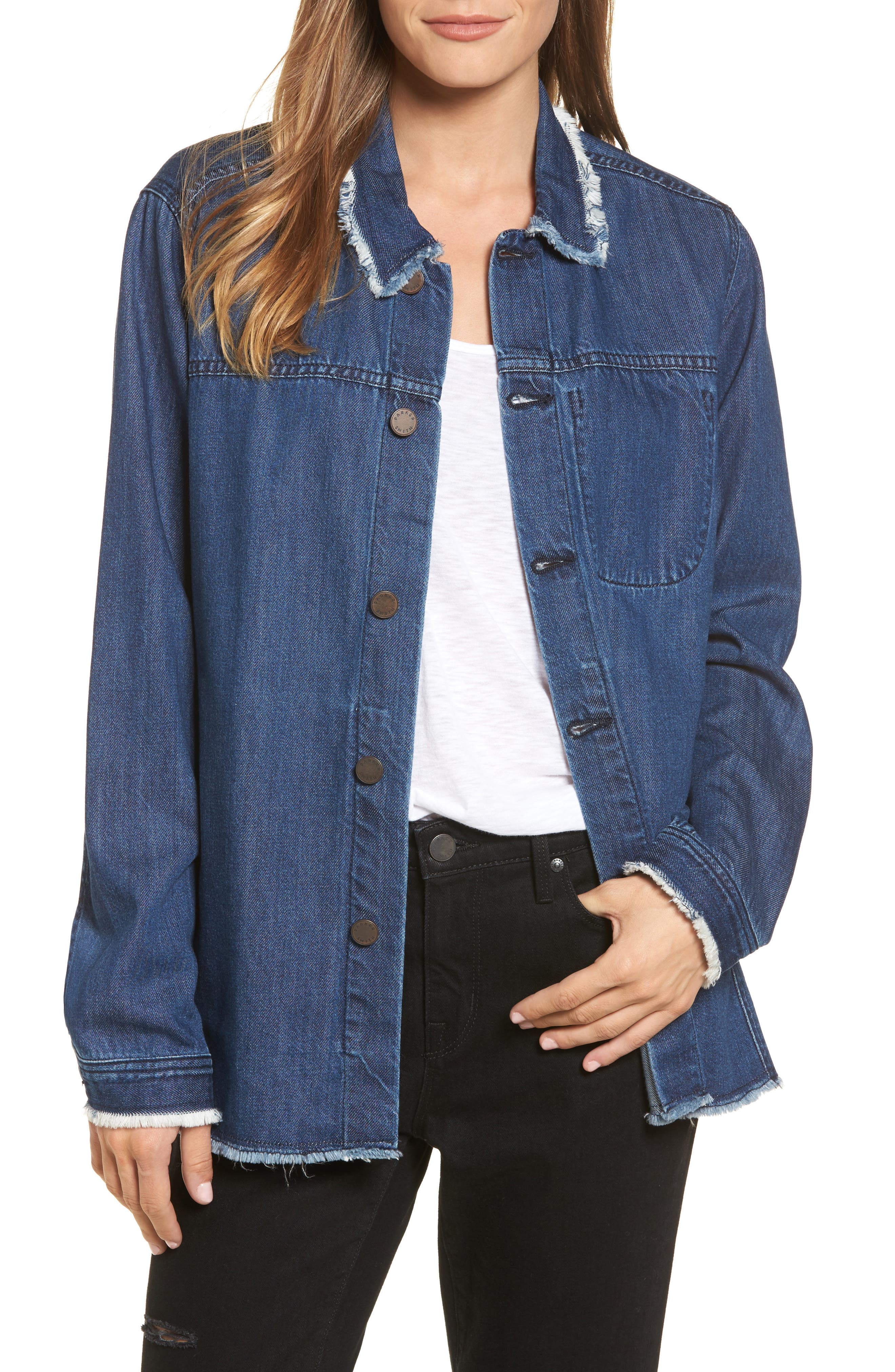 Gavin Shirt Jacket,                         Main,                         color, Altitude