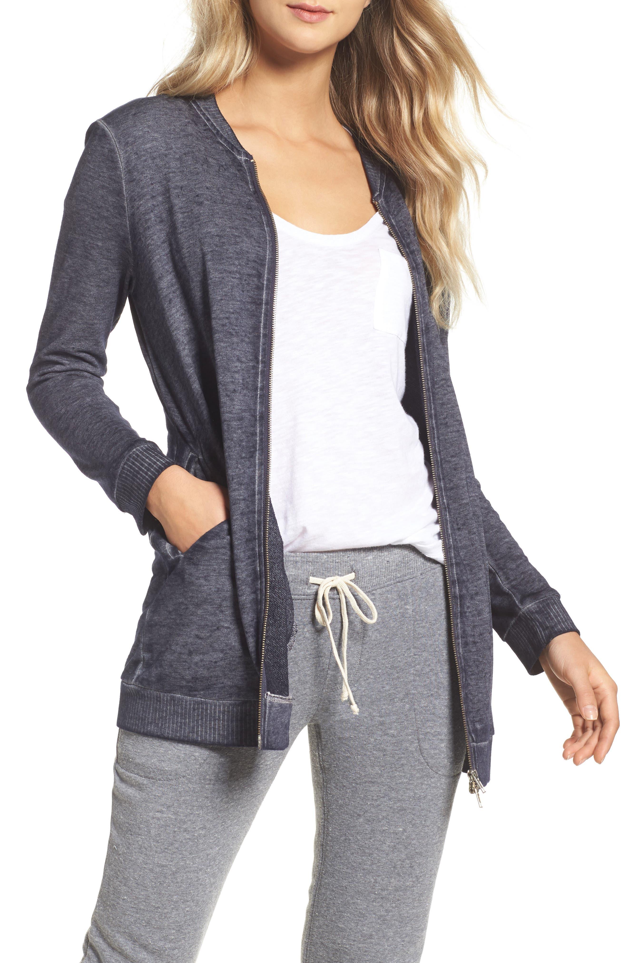 Josie Sunset Blvd Long Sweatshirt