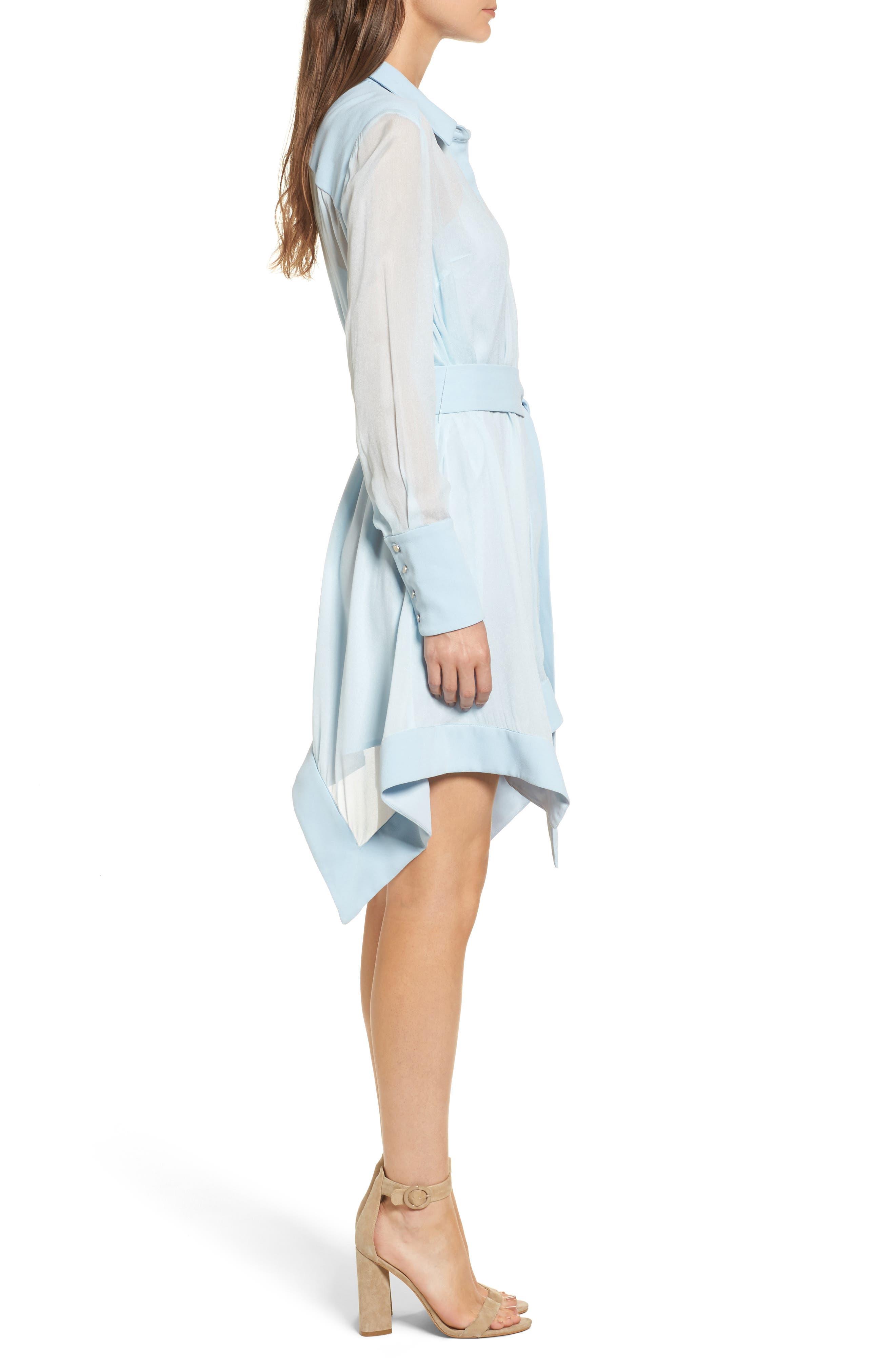 Alternate Image 4  - Elliatt Liberty Shirtdress
