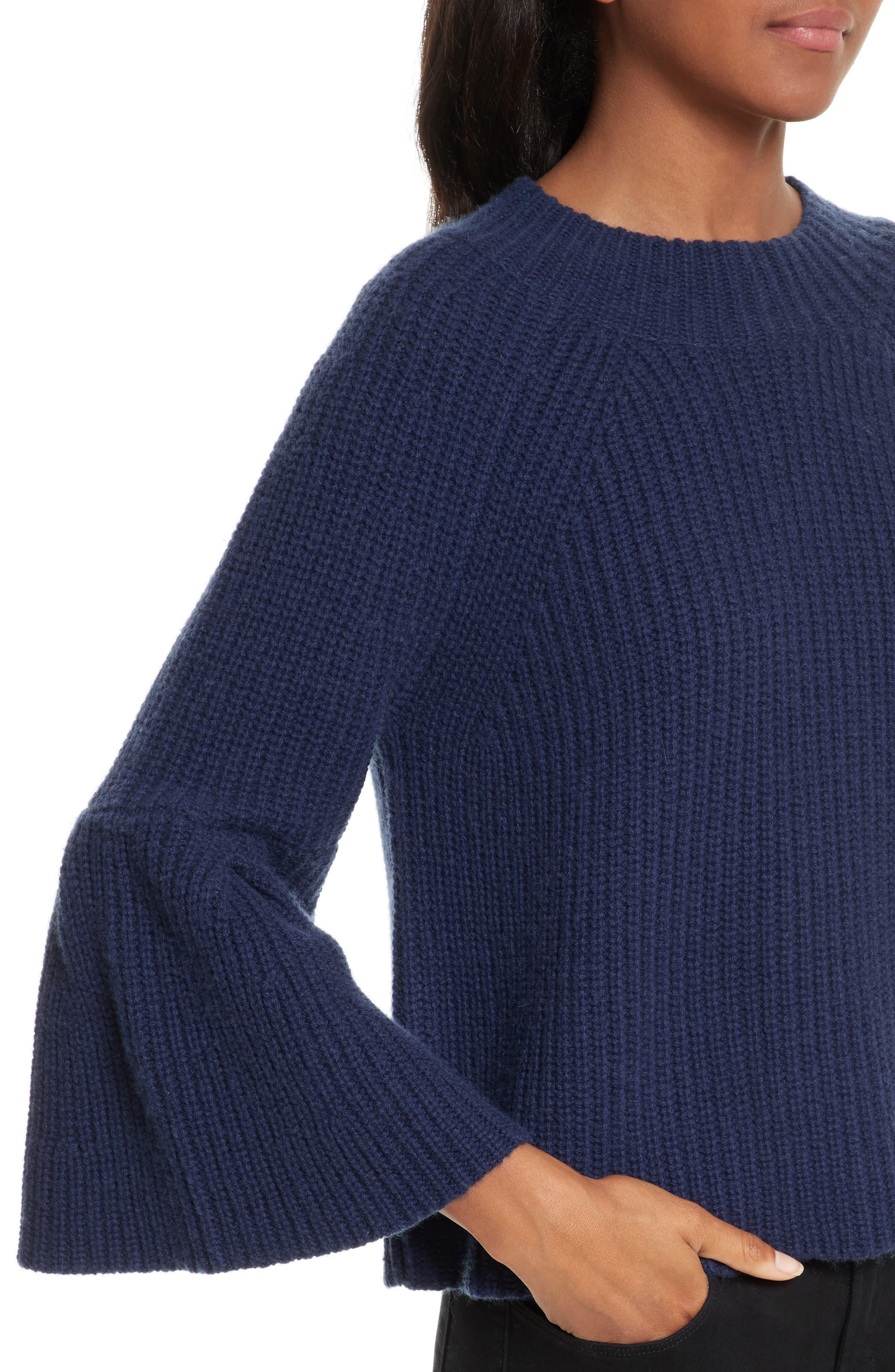 Alternate Image 4  - Joie Ingrit Wool & Cashmere Sweater