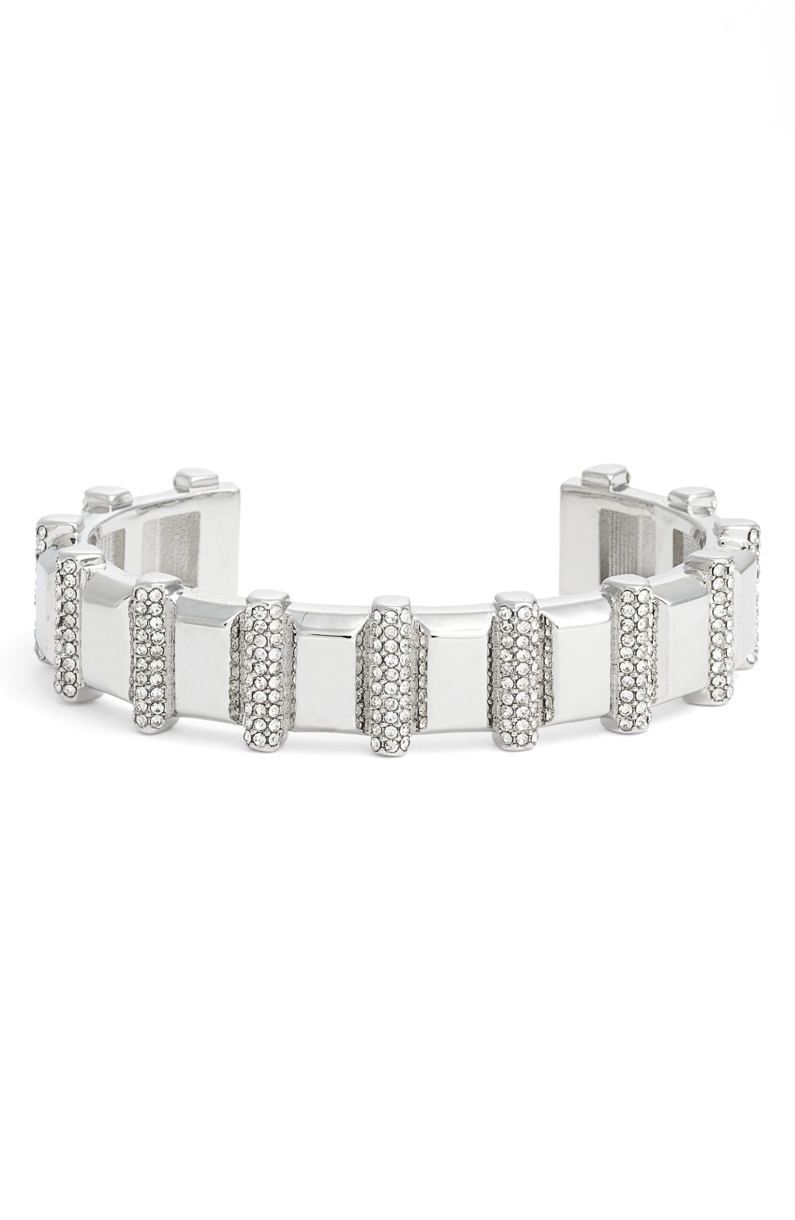 Alternate Image 1 Selected - Vince Camuto Pavé Cuff