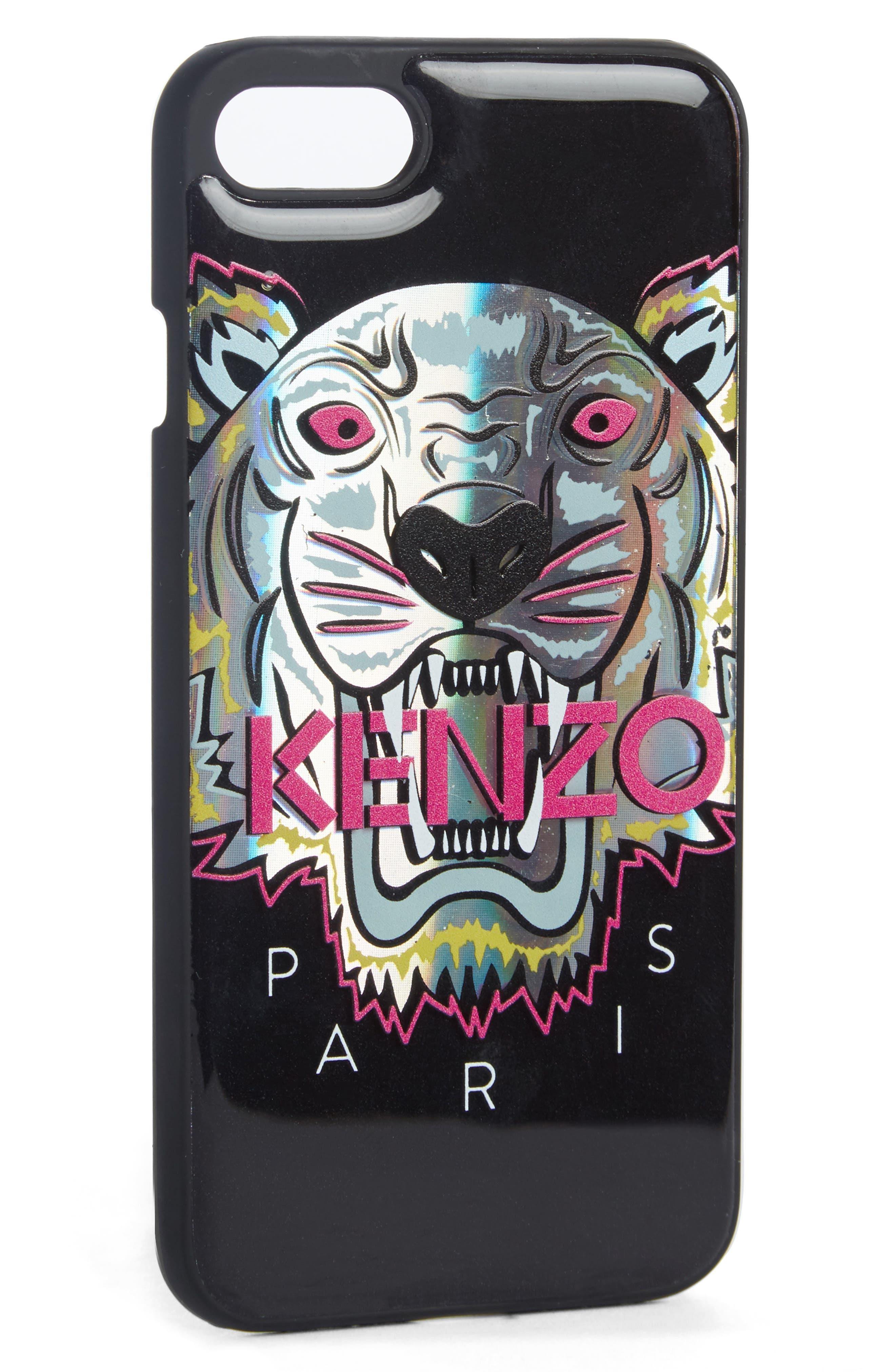 KENZO Tiger Hologram iPhone 7 Case