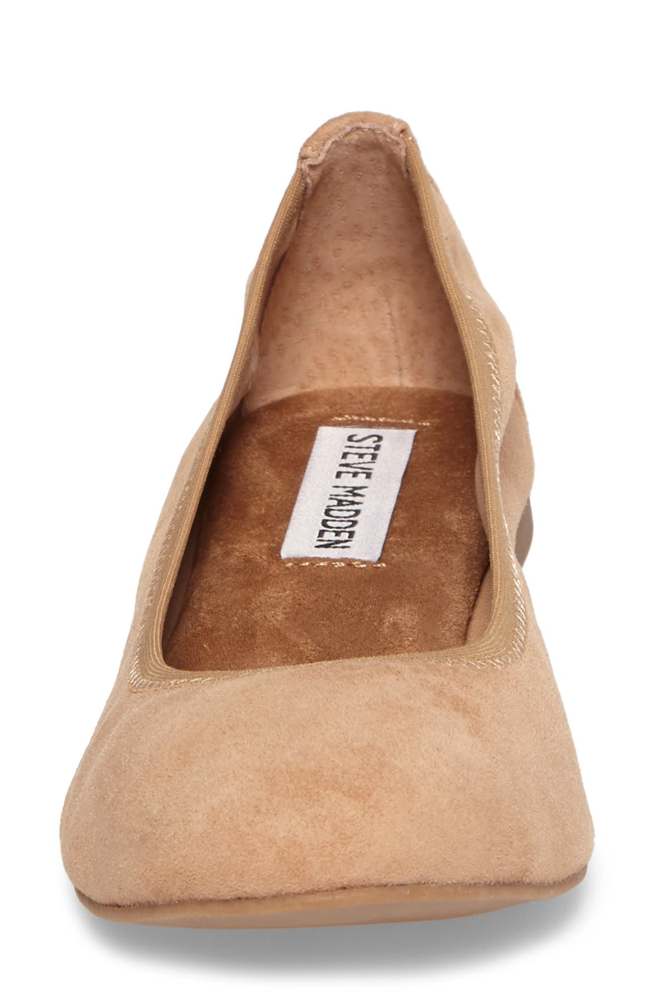 Alternate Image 4  - Steve Madden Bonnie Ballet Flat (Women)