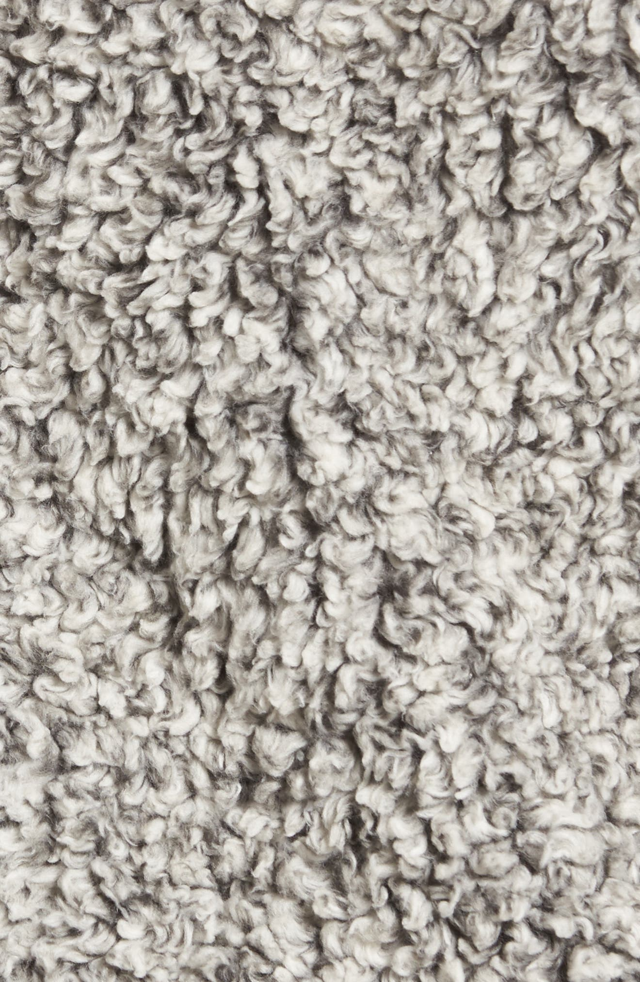 Alternate Image 6  - True Grit Double Up Frosty Tipped Faux Fur Vest