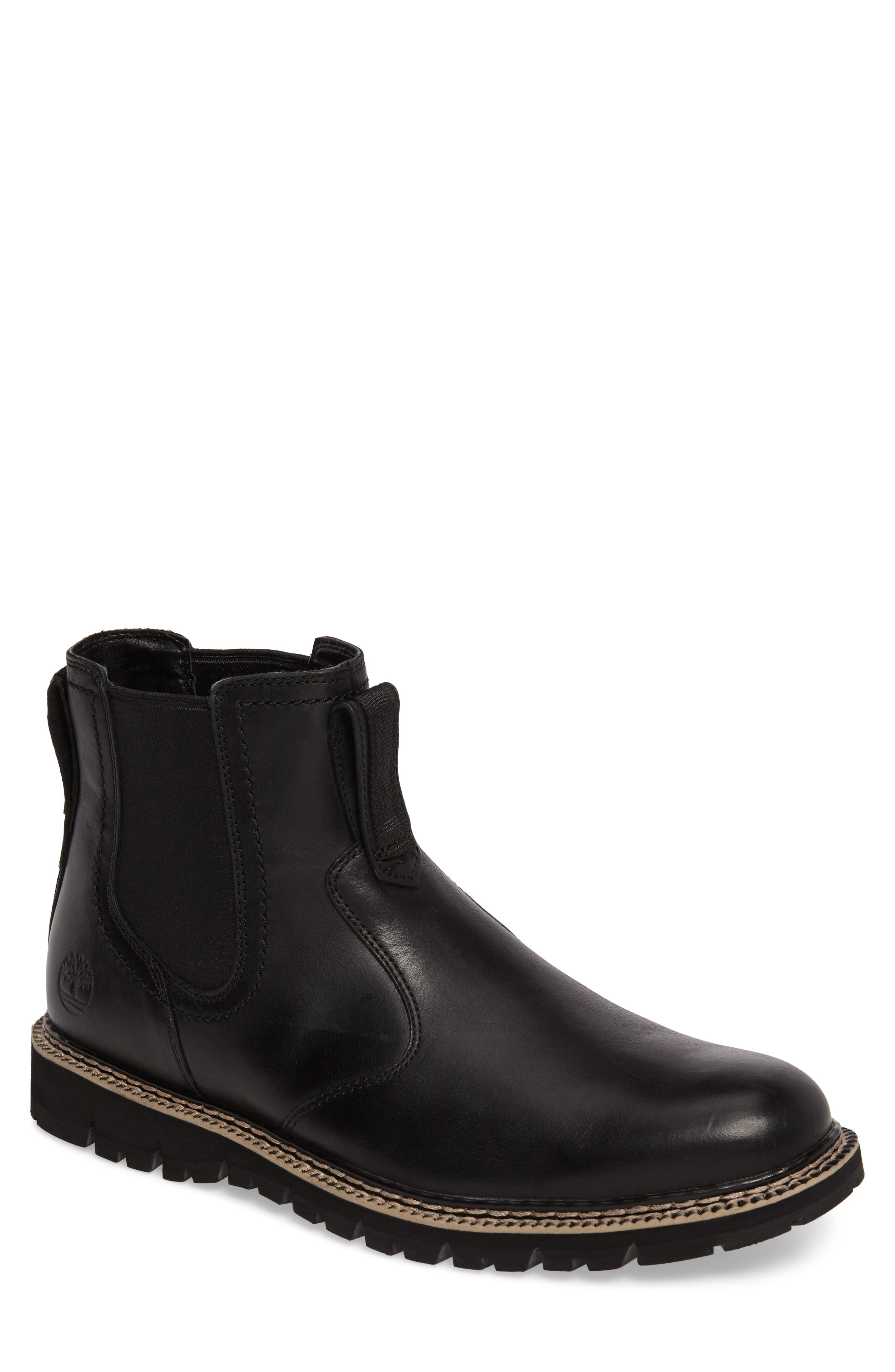 Alternate Image 1 Selected - Timberland Britton Hill Chelsea Boot (Men)