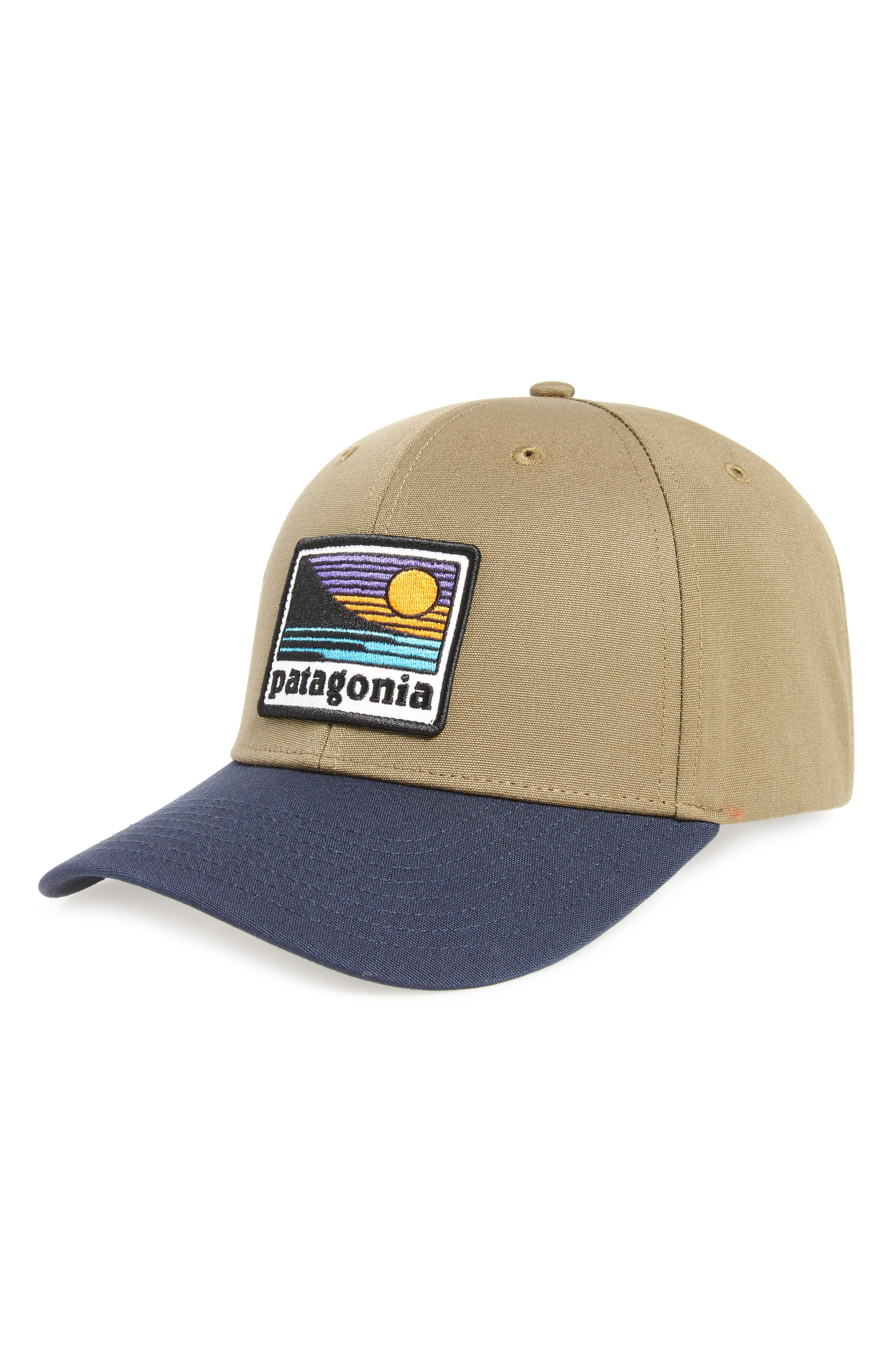 Alternate Image 1 Selected - Patagonia Up & Out Roger That Trucker Cap