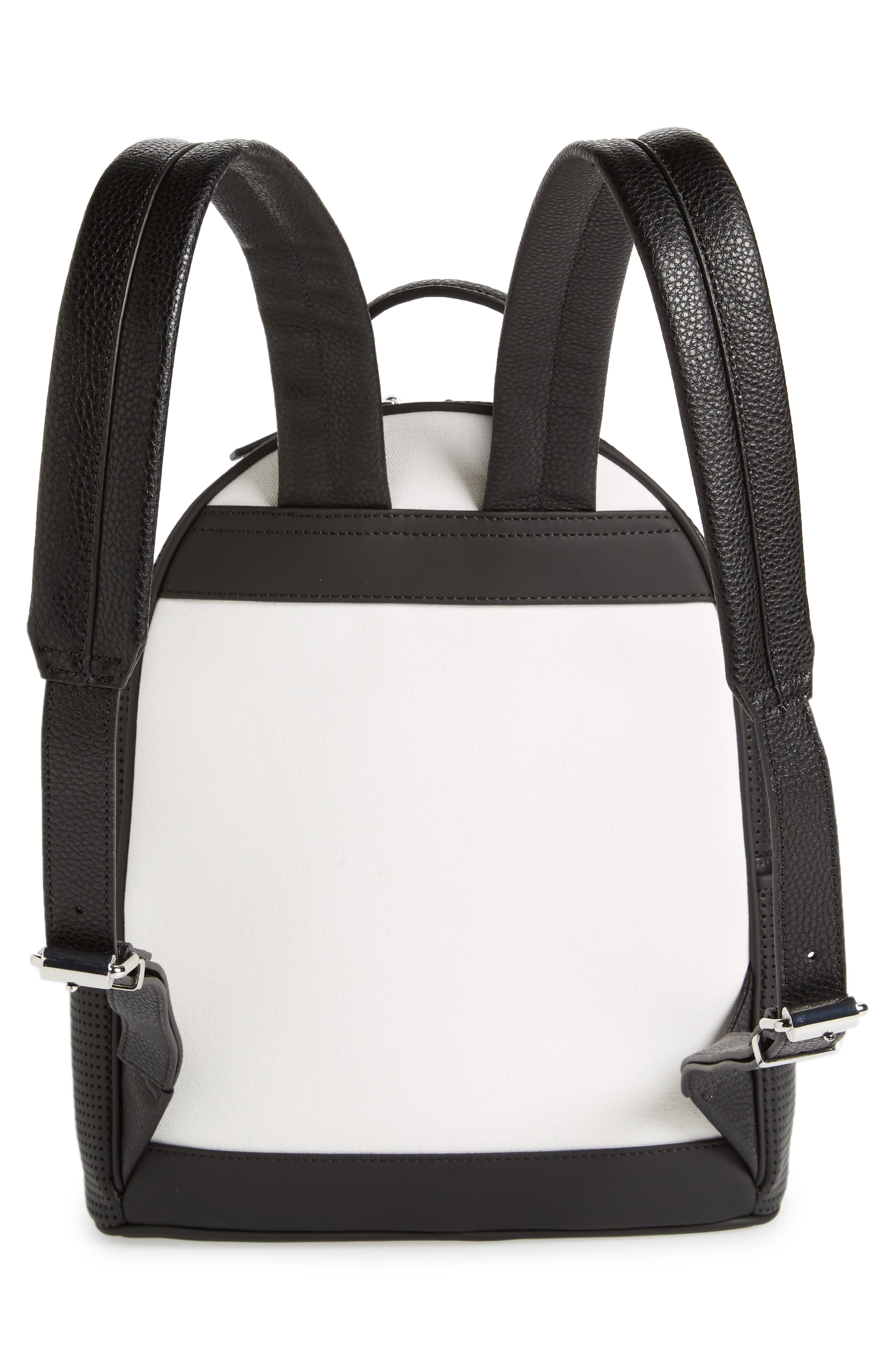 Signature Backpack,                             Alternate thumbnail 3, color,                             White