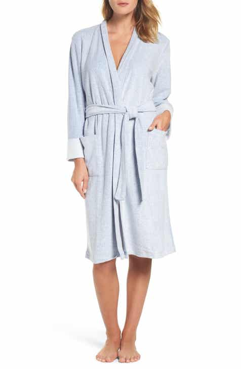 The White Company Unisex Waffle Terry Robe by THE WHITE COMPANY