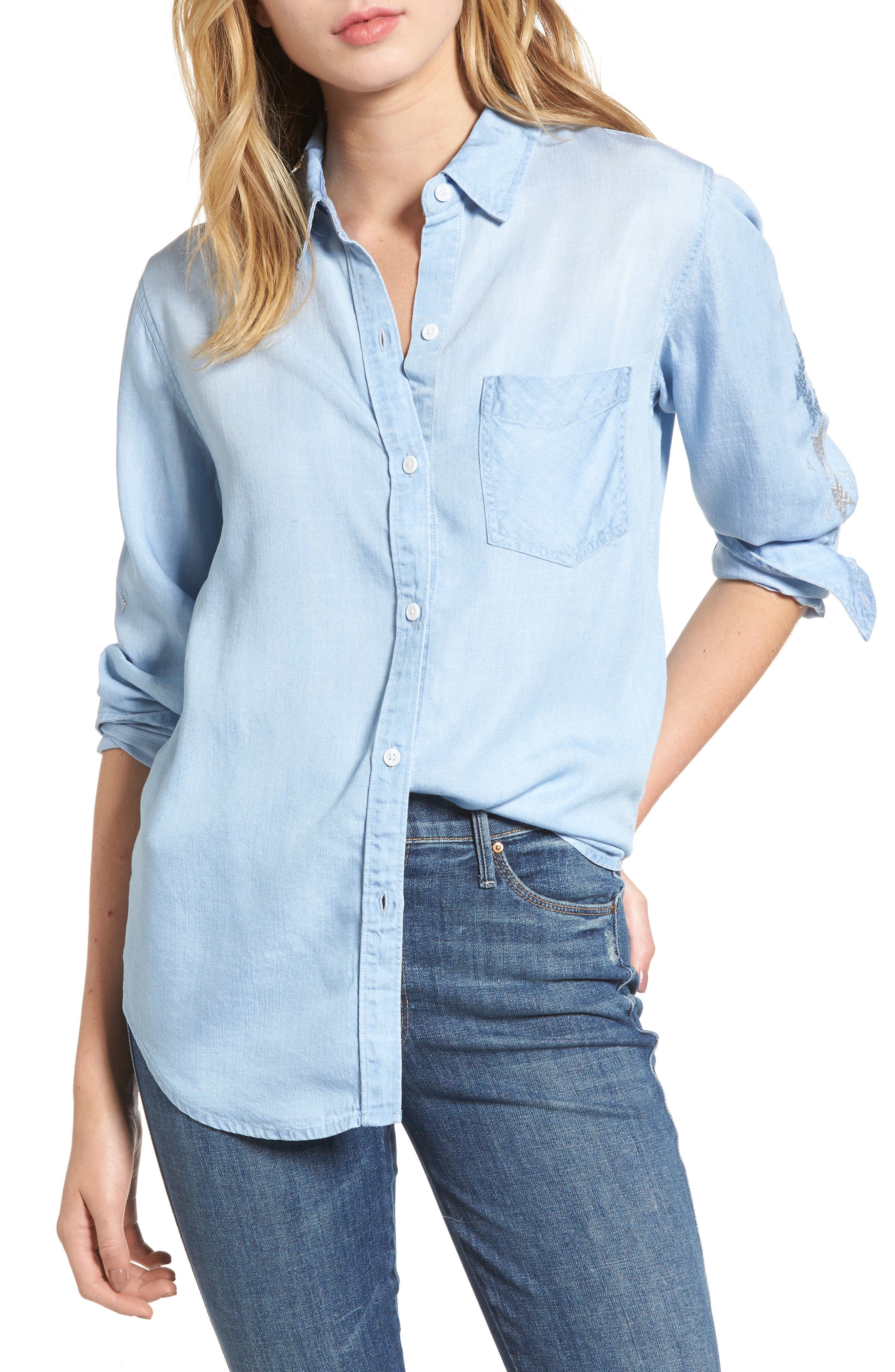 Rails Ingrid Embroidered Shirt