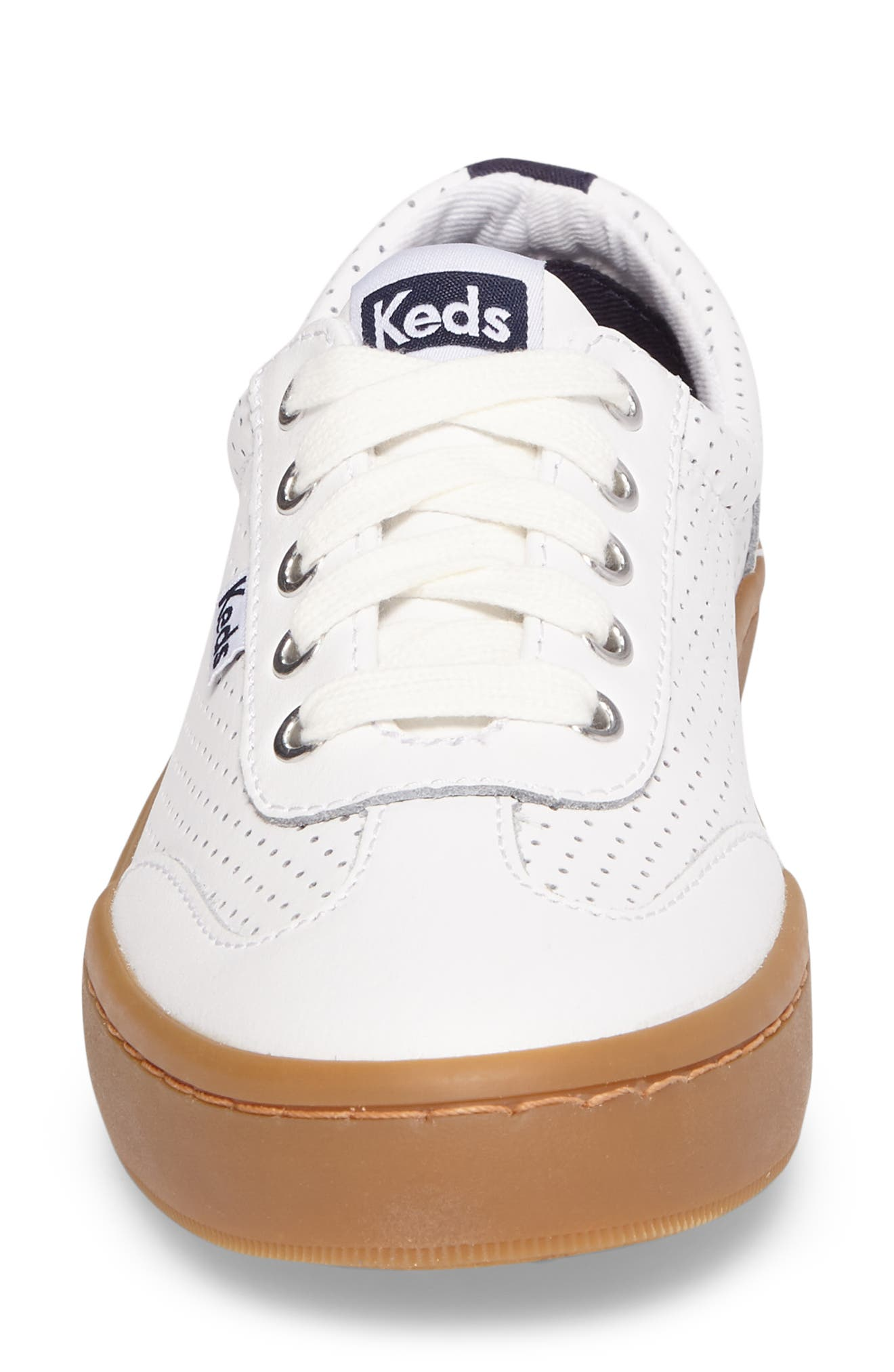 Alternate Image 4  - Keds® Tournament Perforated Sneaker (Women)