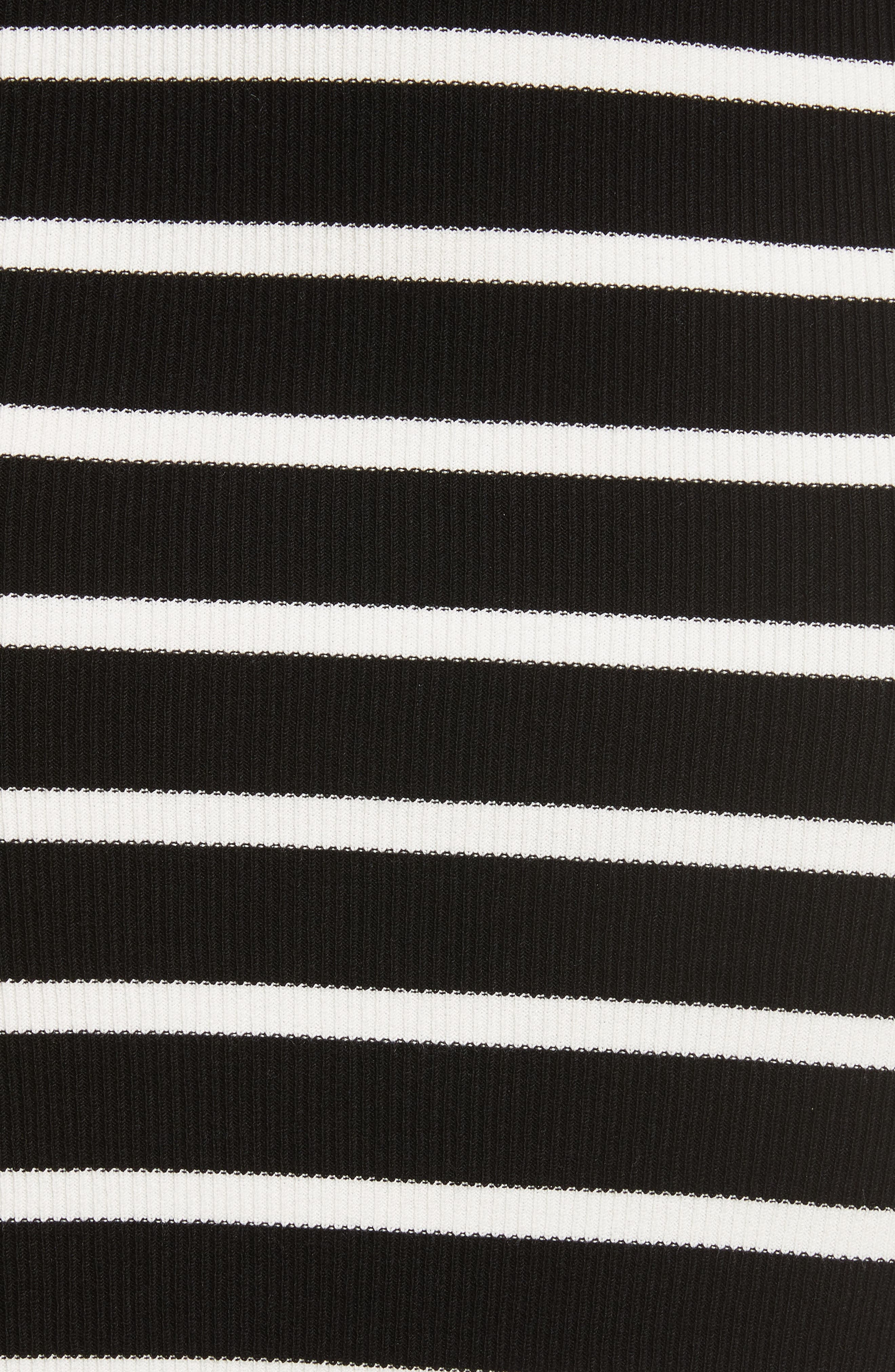 Alternate Image 5  - Theory Prosecco Stripe Knit Dress