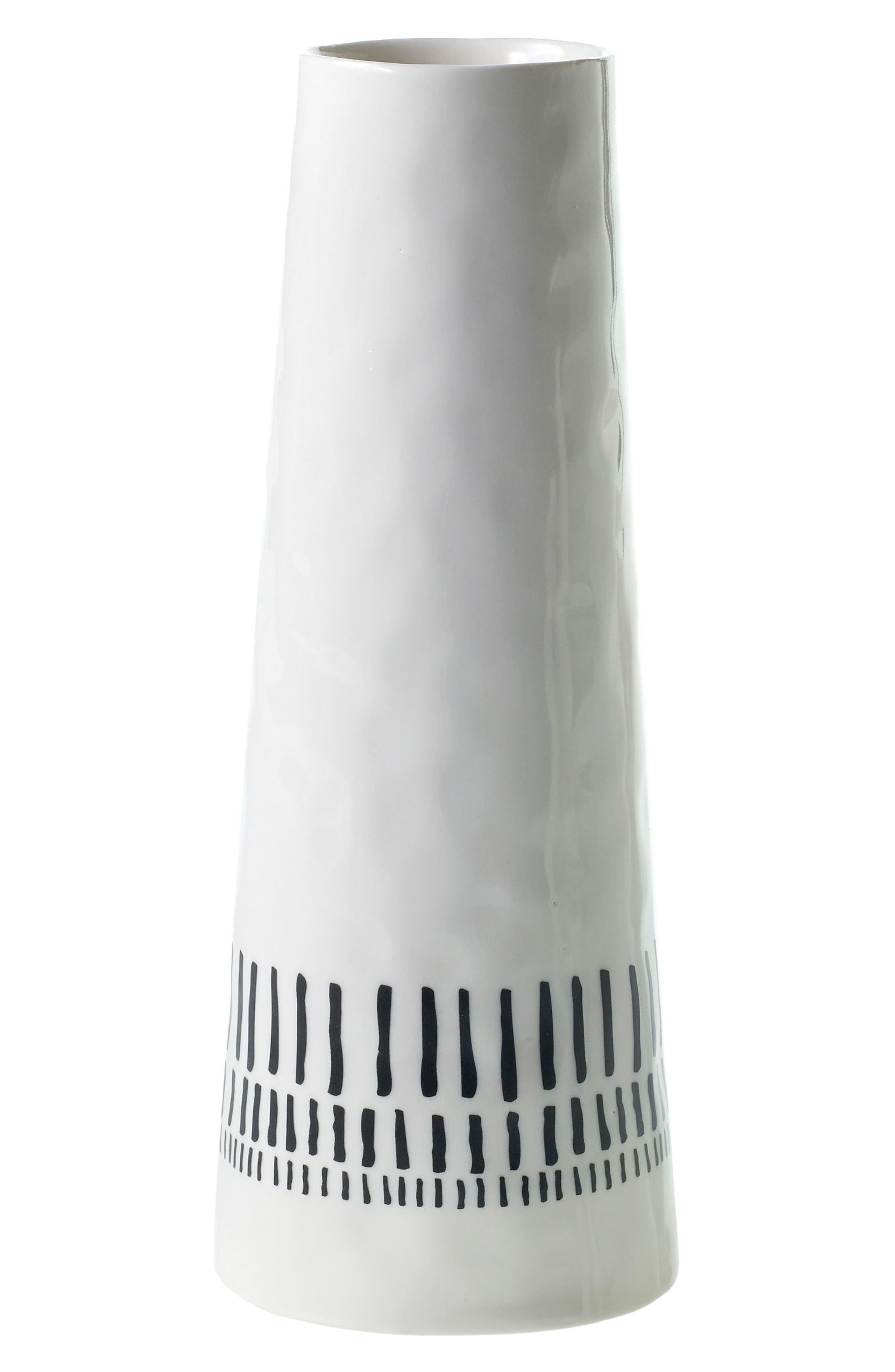 Sabba Vase,                         Main,                         color, White
