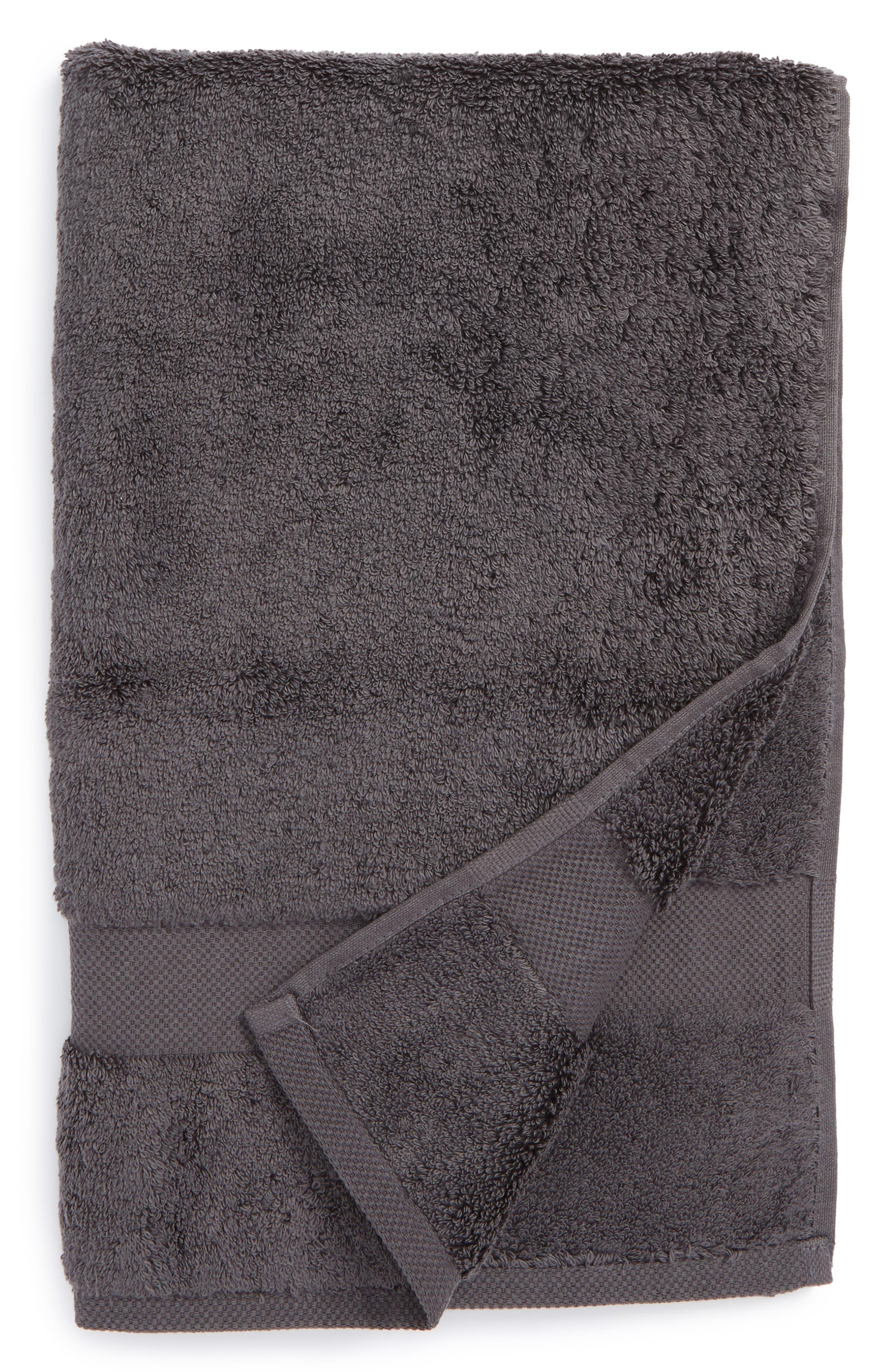 Alternate Image 1 Selected - Matouk Lotus Hand Towel