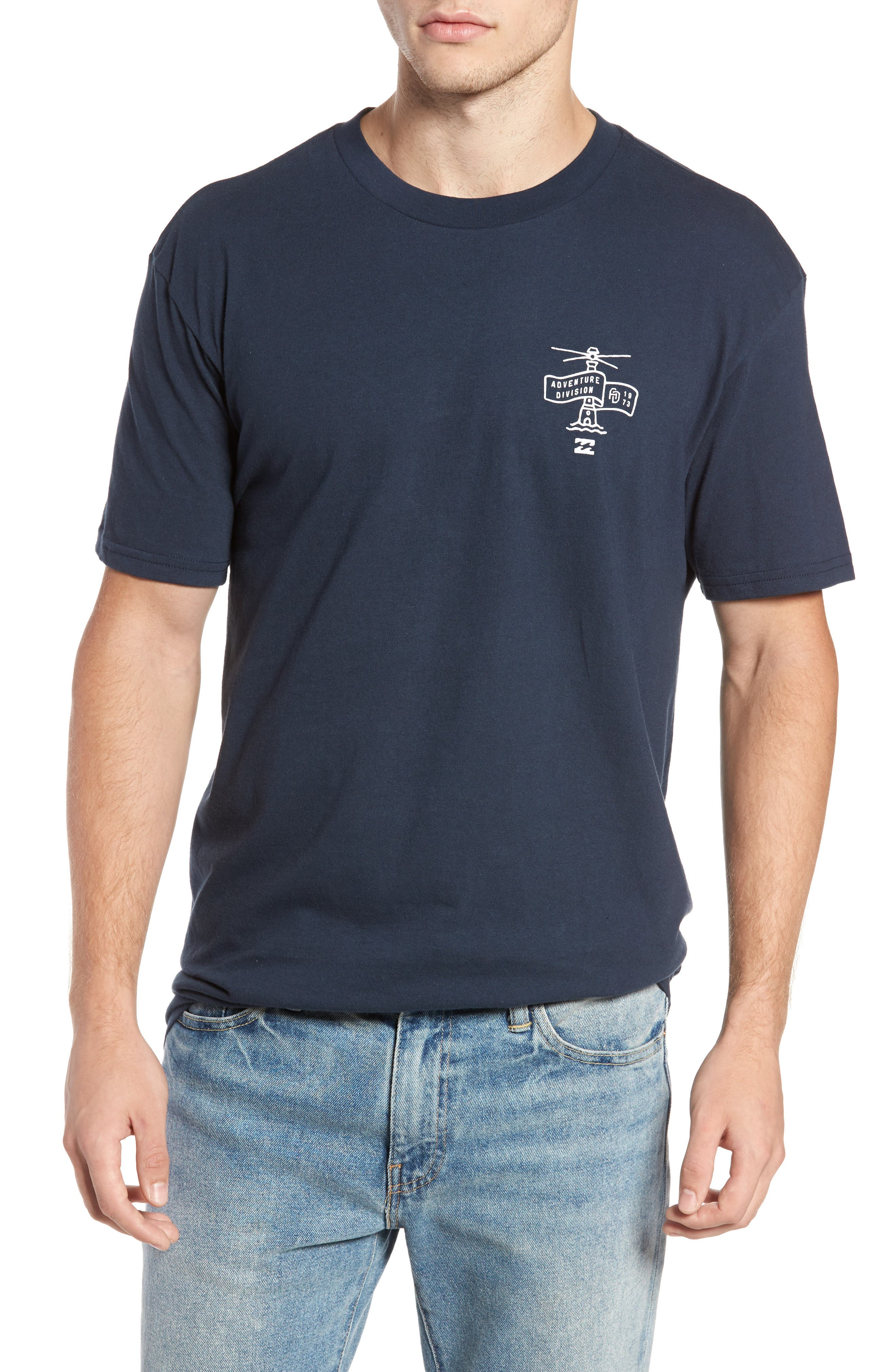 Billabong Beacon Graphic T-Shirt