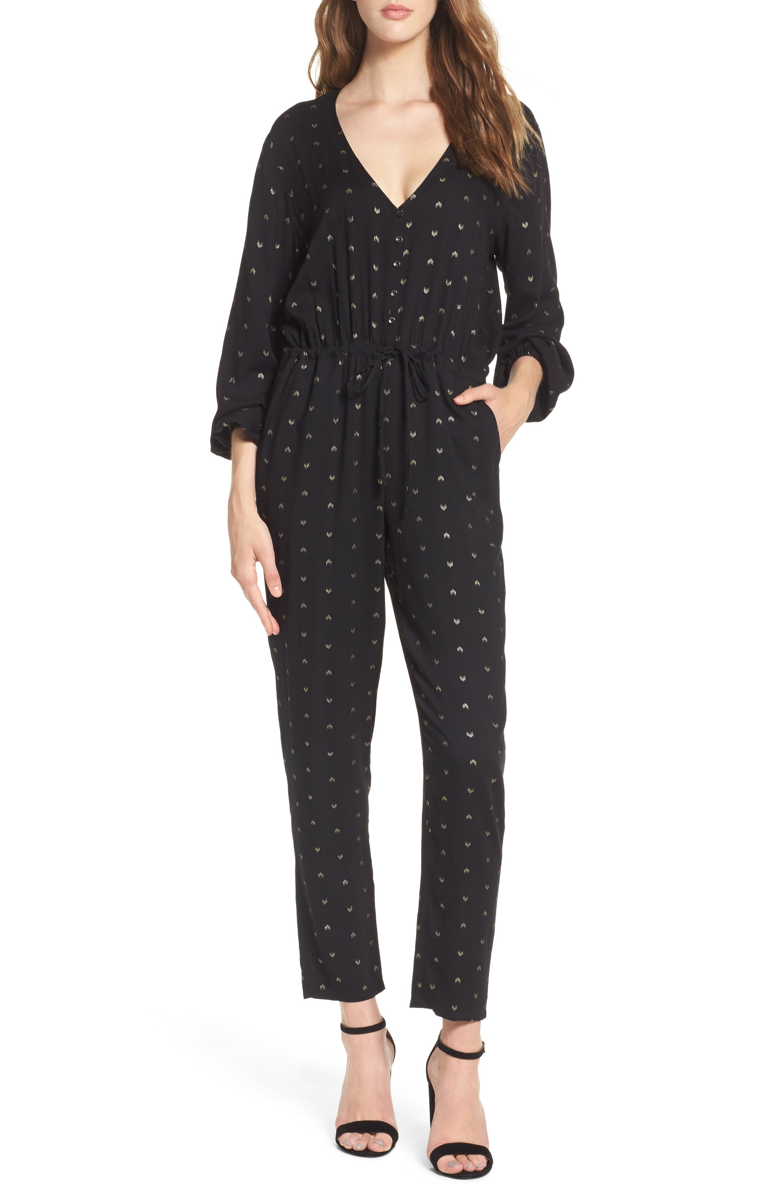 Knot Sisters Hillary Jumpsuit