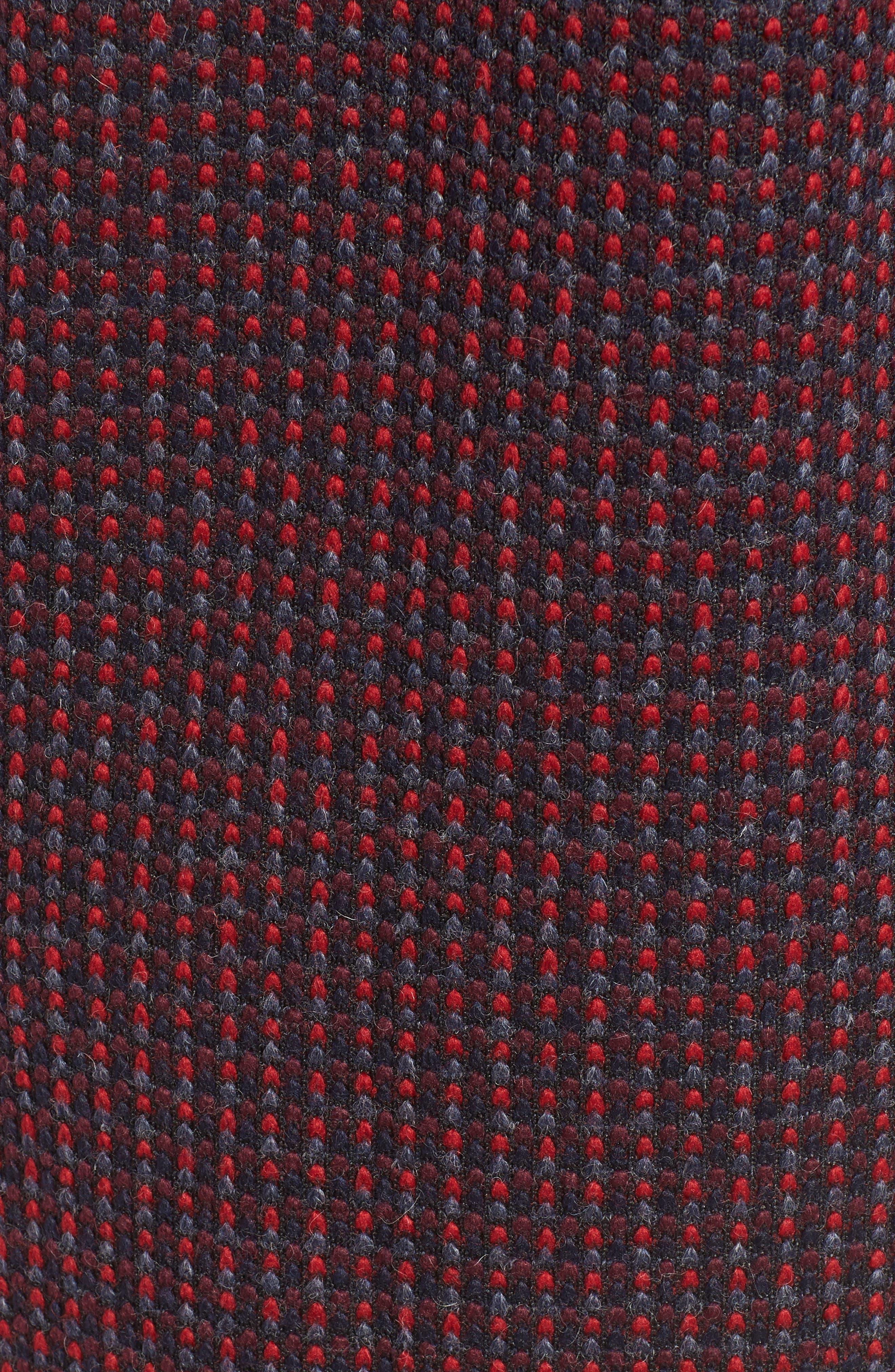 Alternate Image 7  - Diane Von Furstenberg Tweed Coat