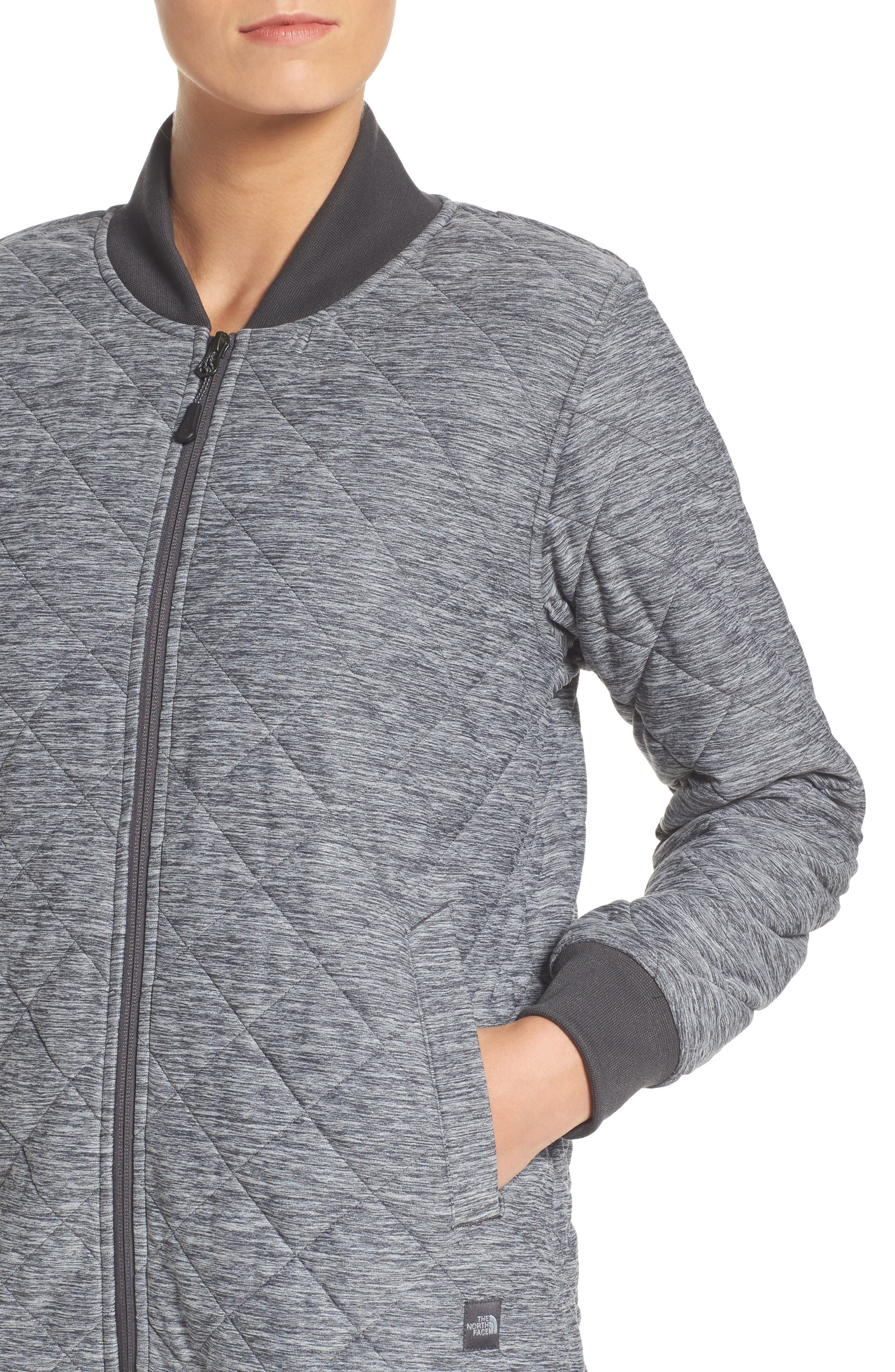 Alternate Image 5  - The North Face Mod Insulated Knit Jacket
