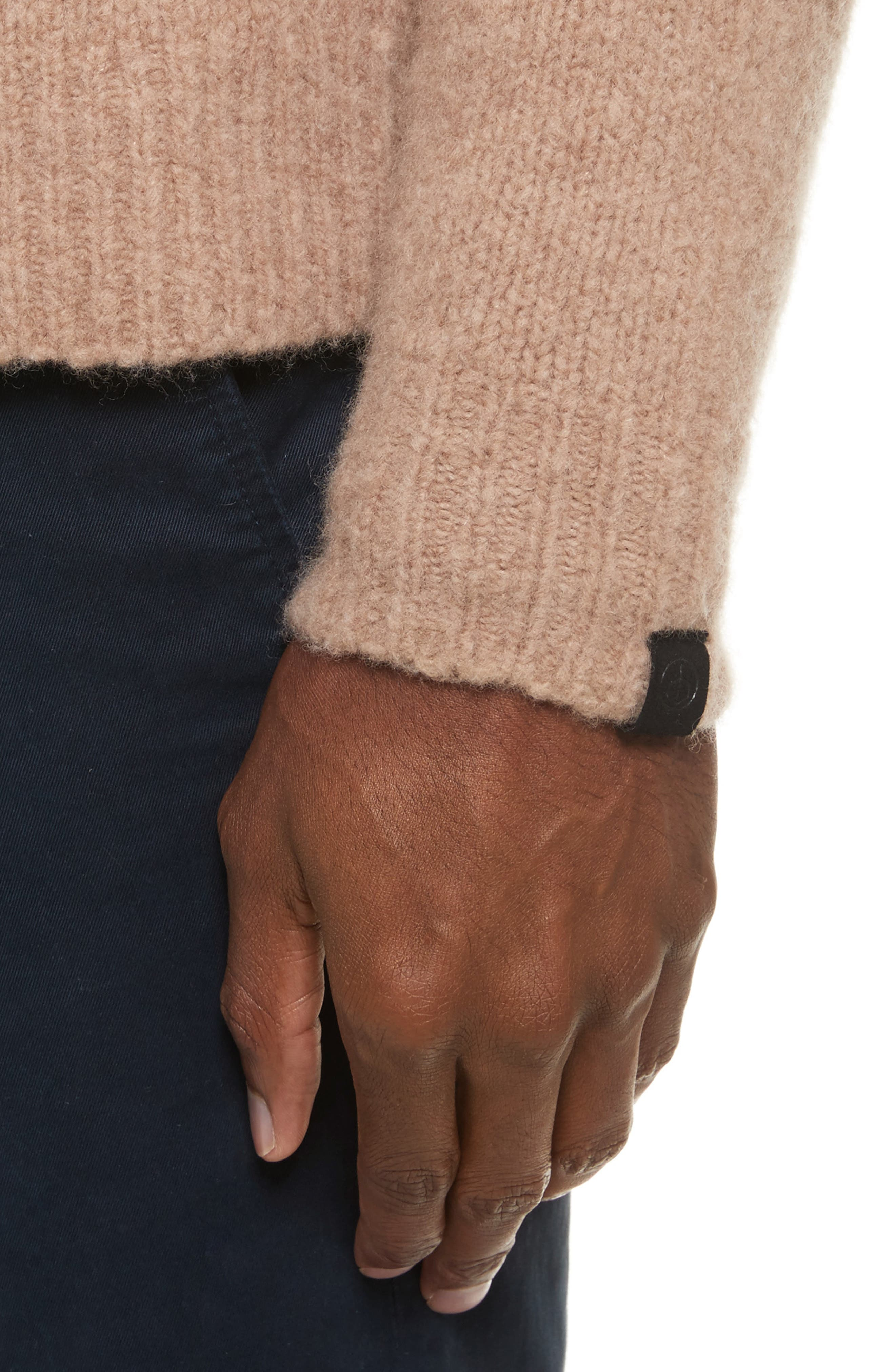 Alternate Image 4  - rag & bone Charles Merino Wool Blend Sweater