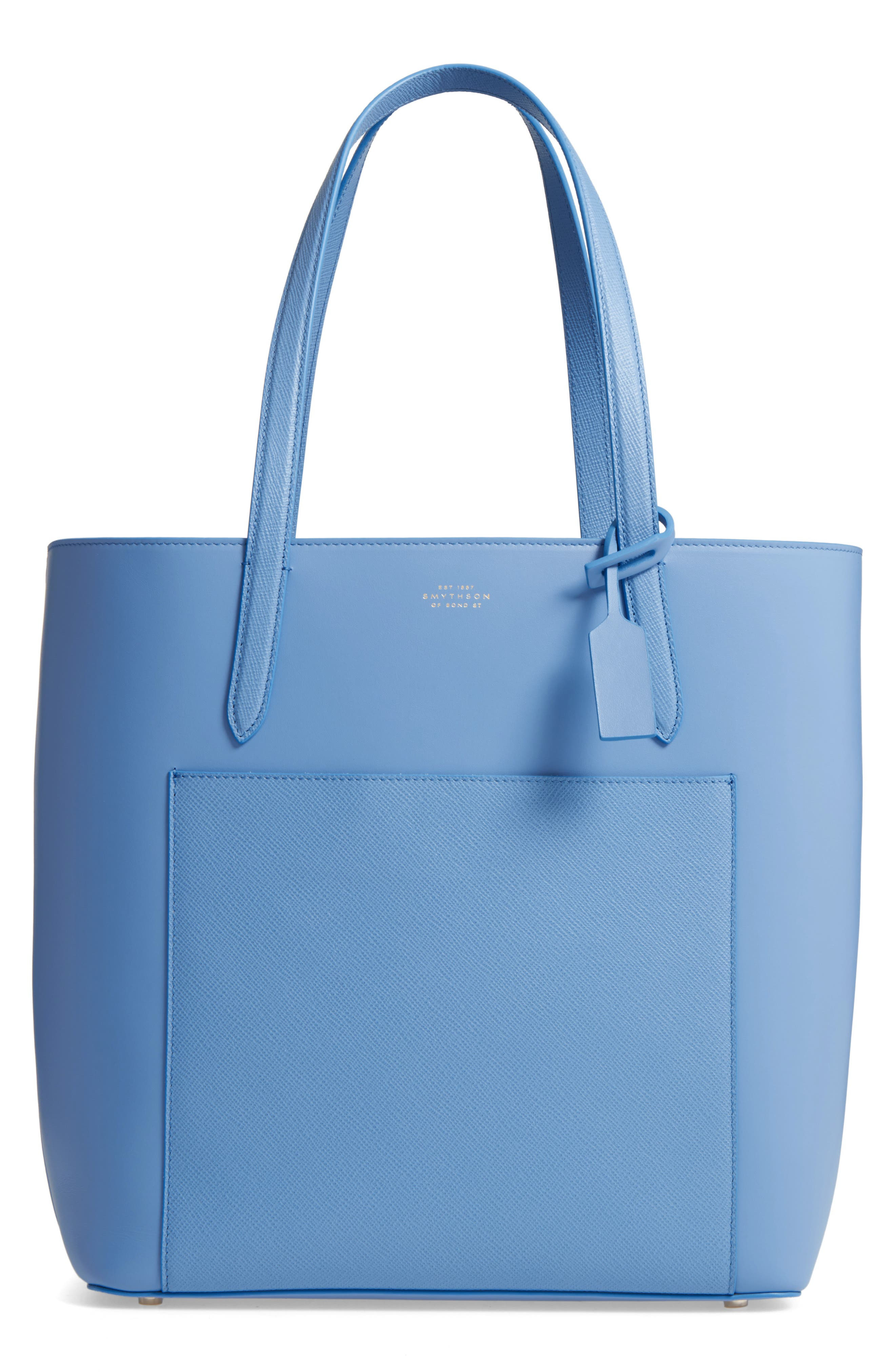 SMYTHSON Panama Leather Tote