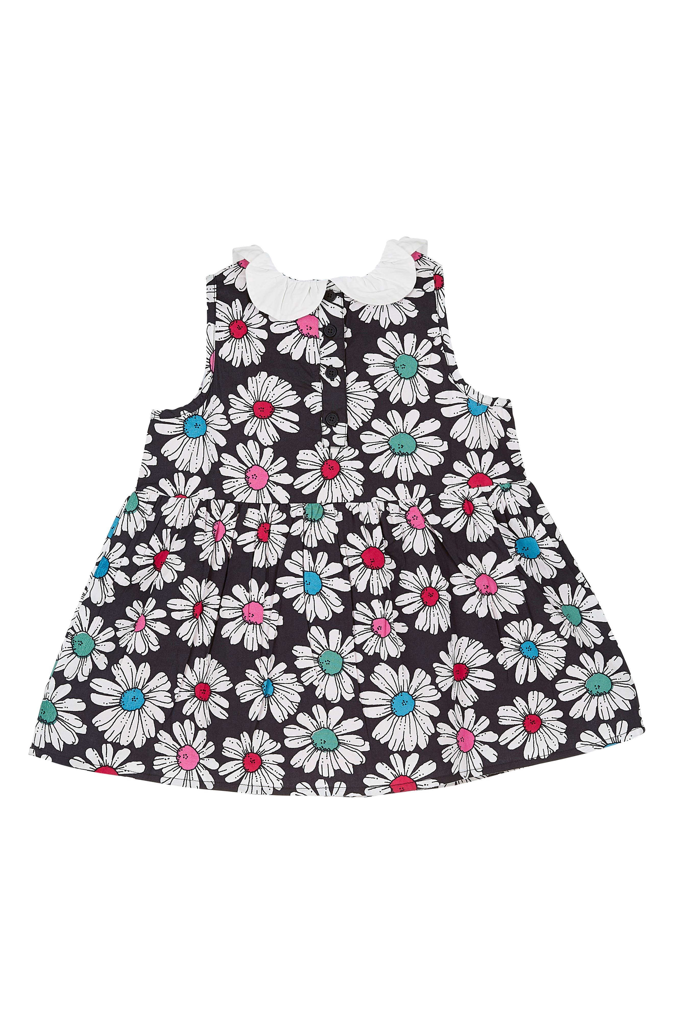 Alternate Image 2  - Margherita Floral Print Dress (Baby Girls)