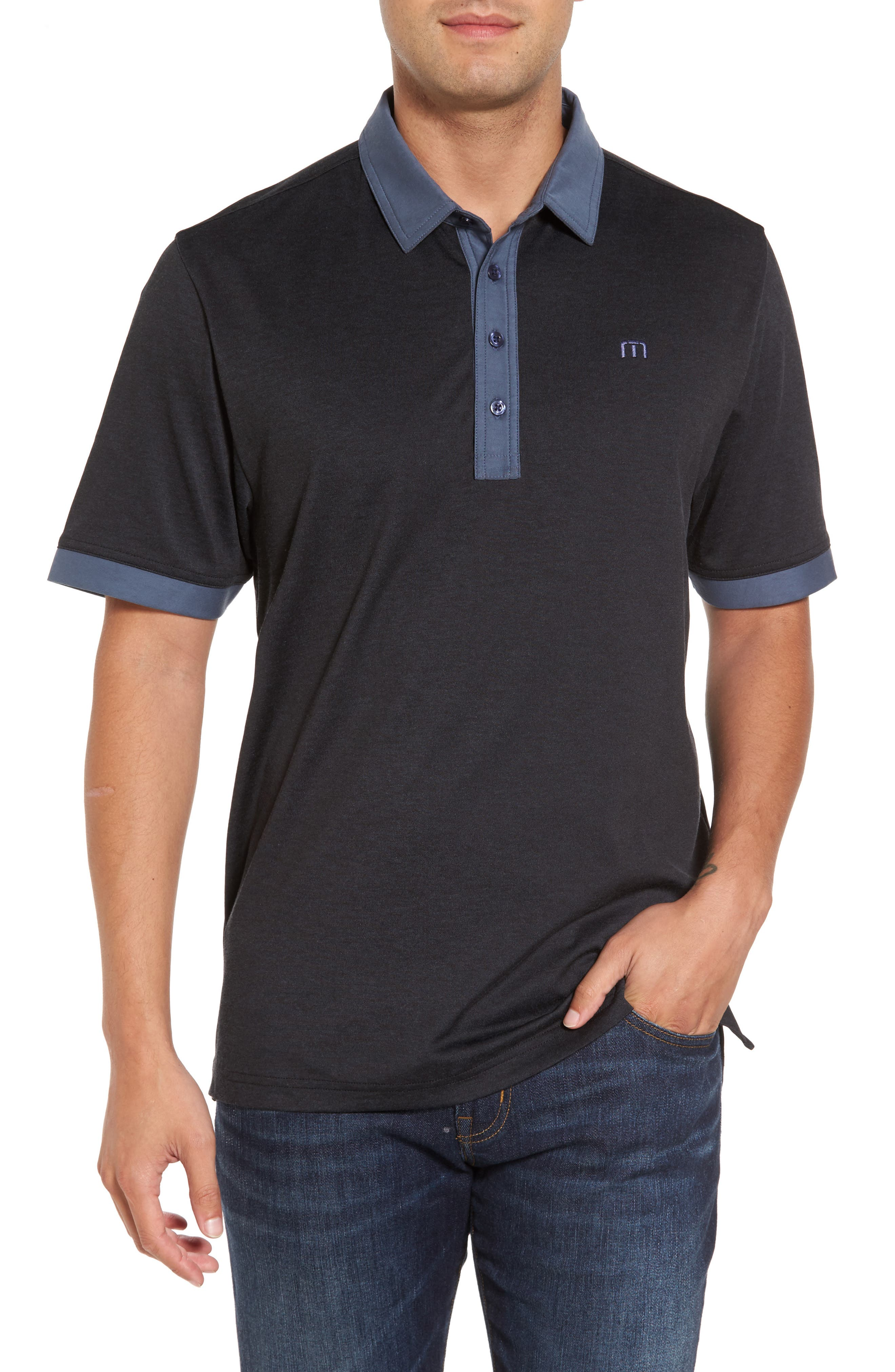 Travis Mathew McDonald Polo