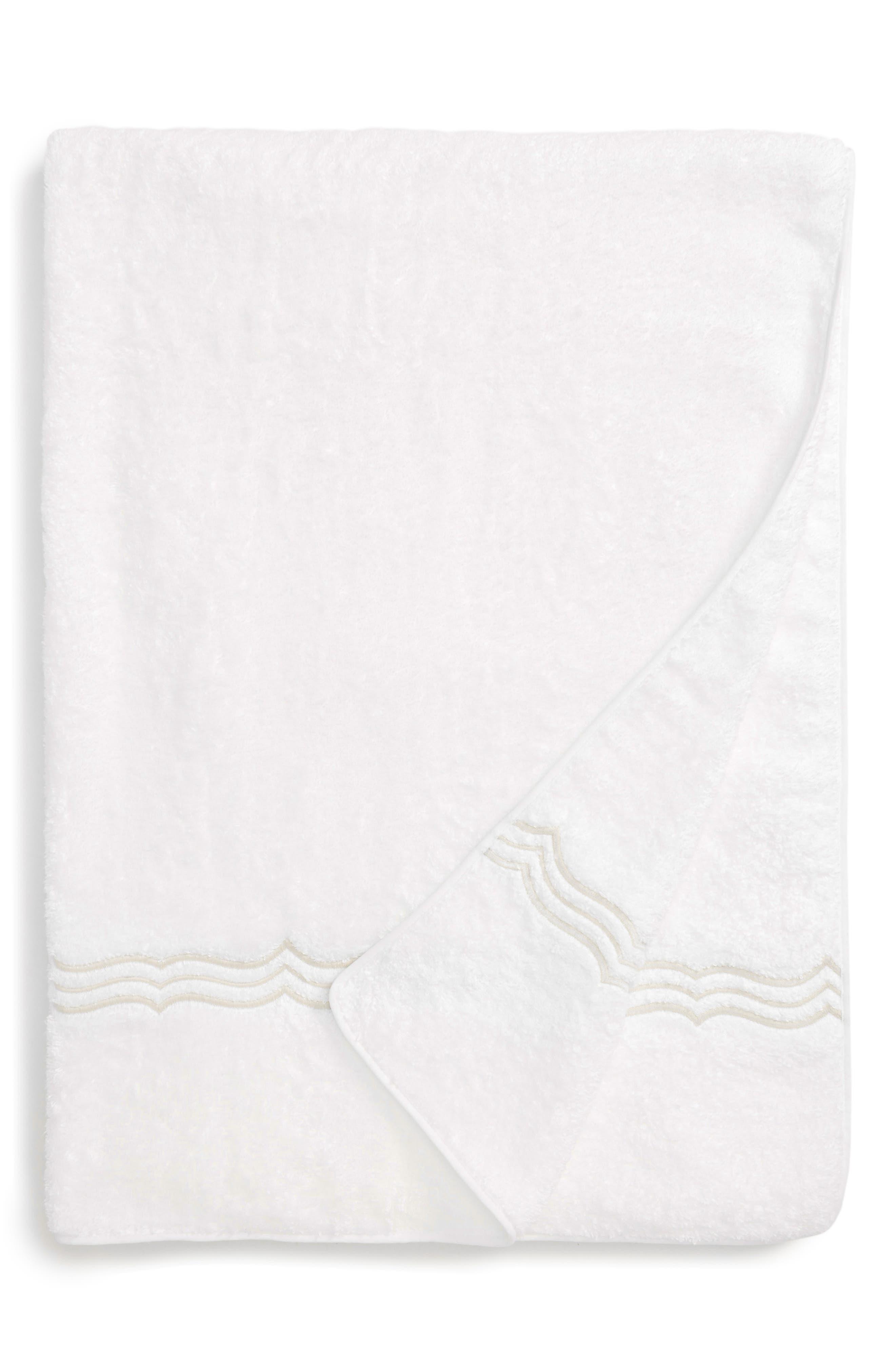 Paola Bath Sheet,                         Main,                         color, Beech