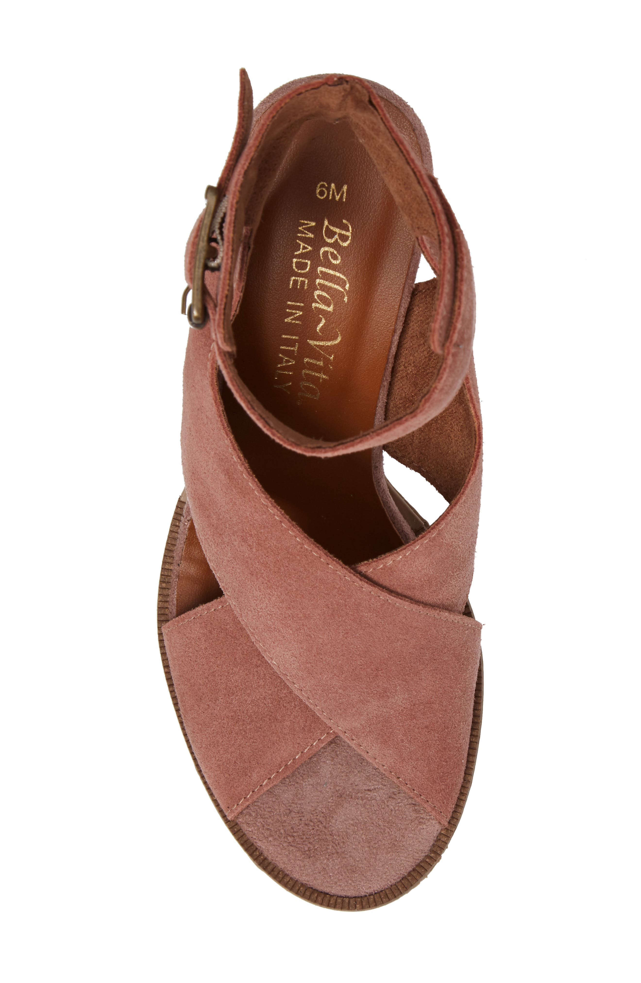 Alternate Image 5  - Bella Vita Lil Ankle Wrap Sandal (Women)