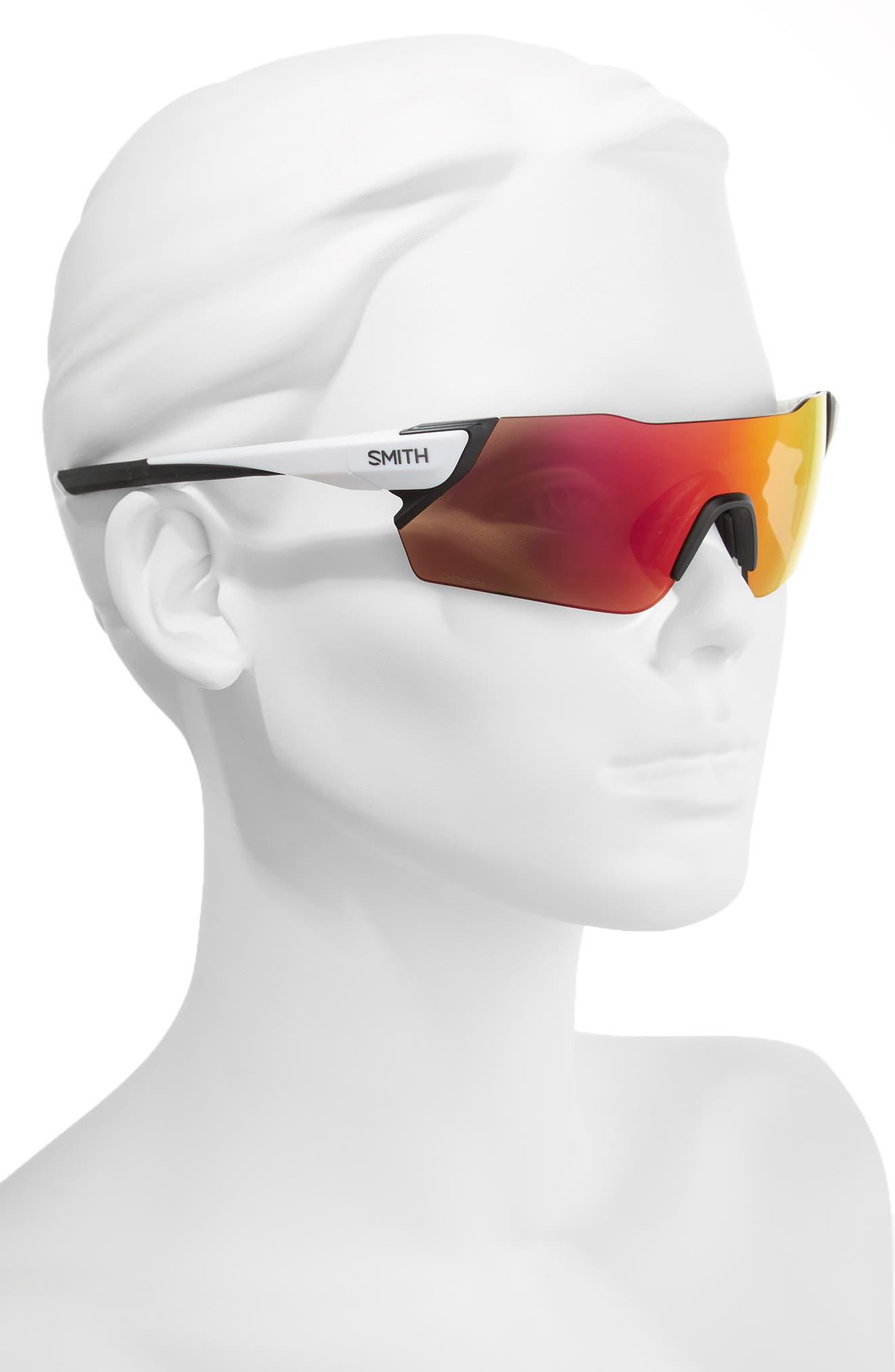 Alternate Image 2  - Smith Attack 125mm ChromaPop™ Polarized Shield Sunglasses