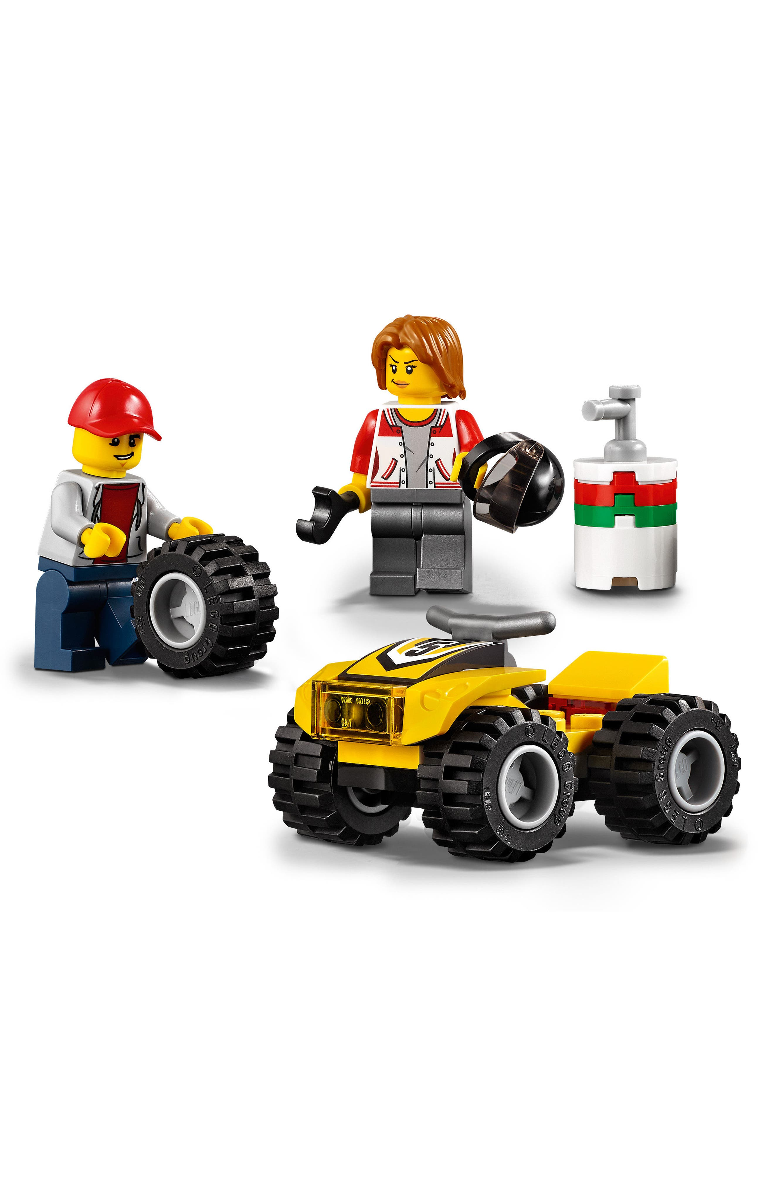 Alternate Image 5  - LEGO® City ATV Race Team - 60148