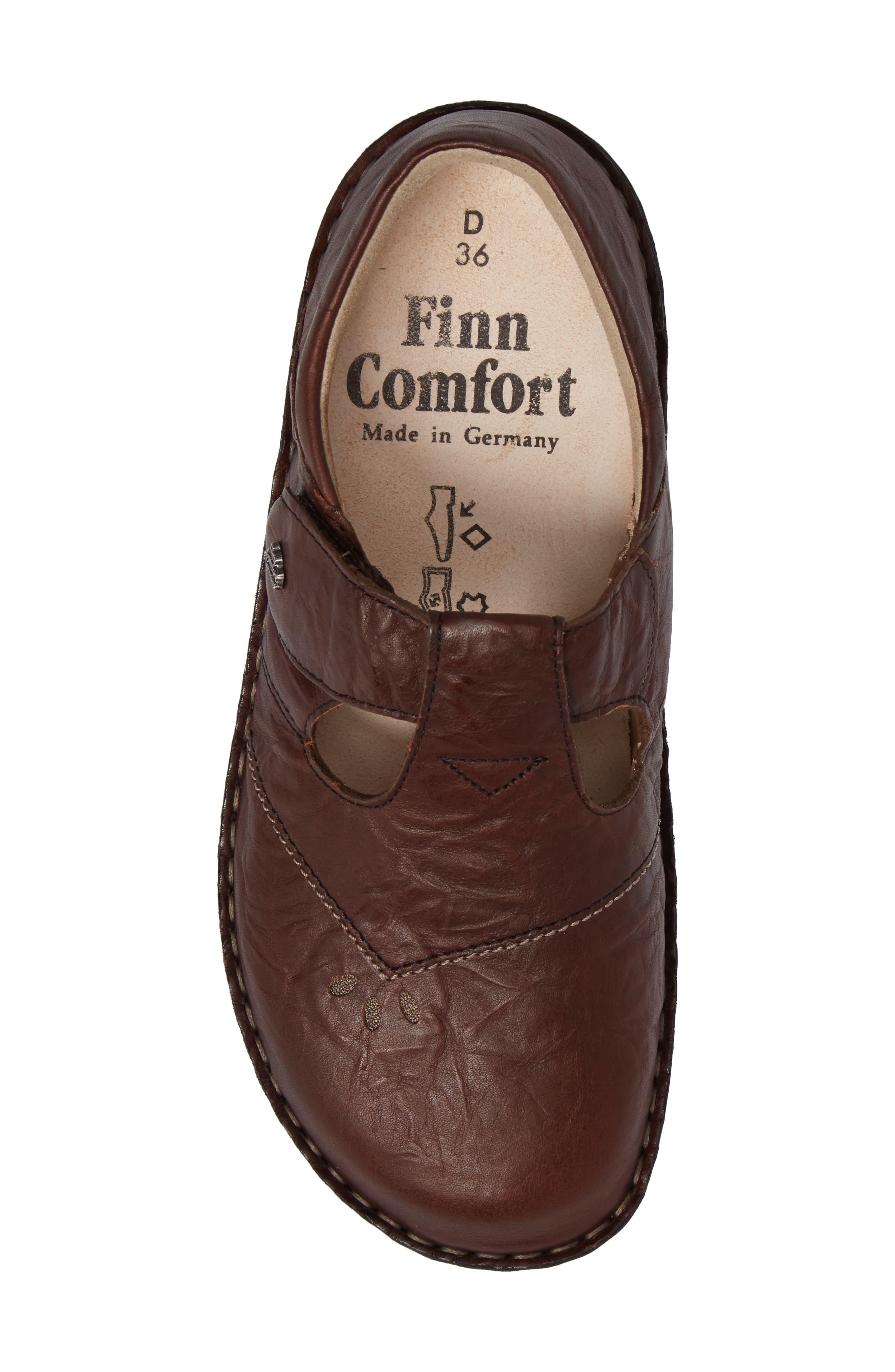 Alternate Image 5  - Finn Comfort 'Nashville' Flat