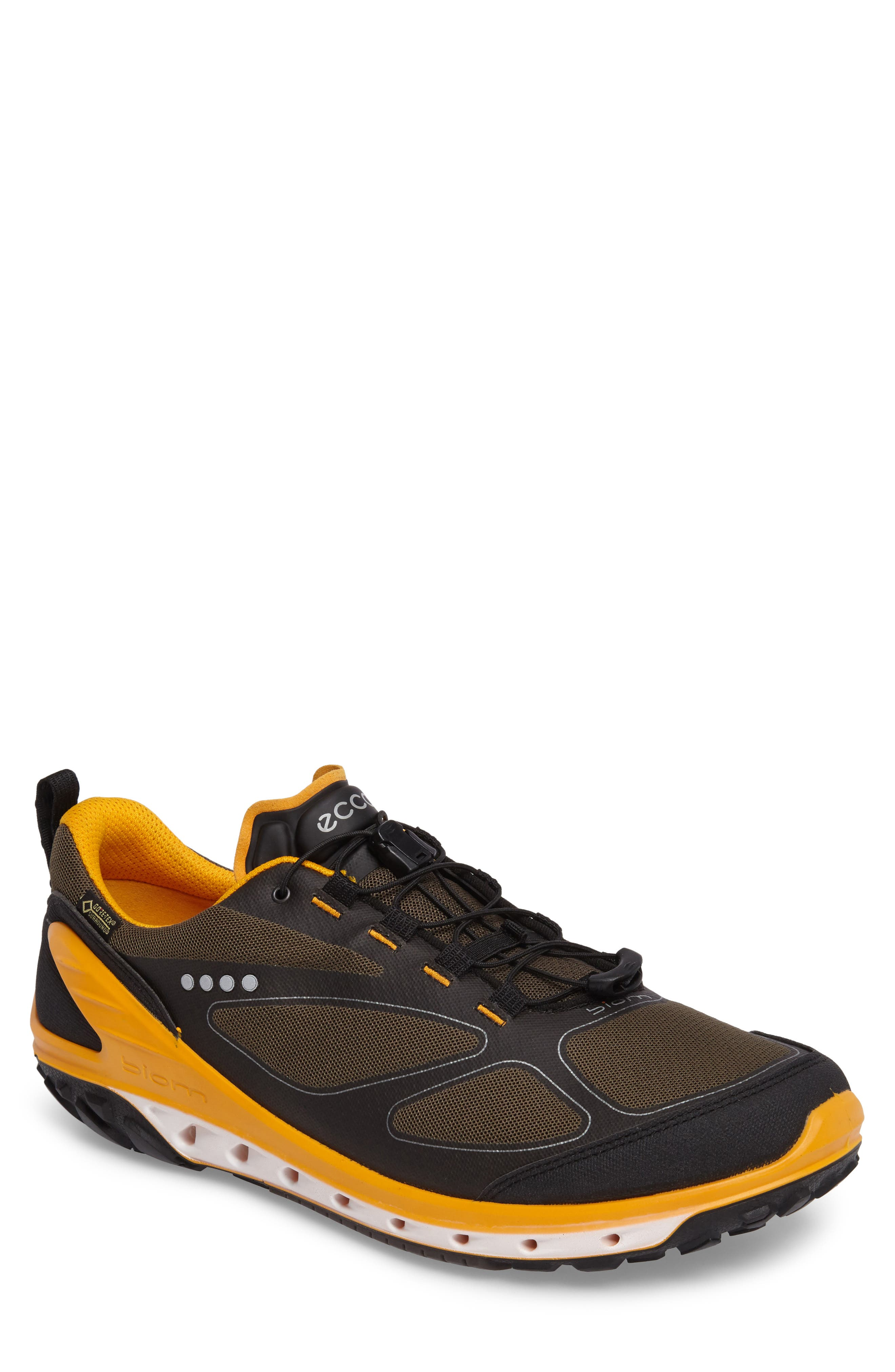 BIOM Venture GTX Sneaker,                         Main,                         color, Black/ Tarmac