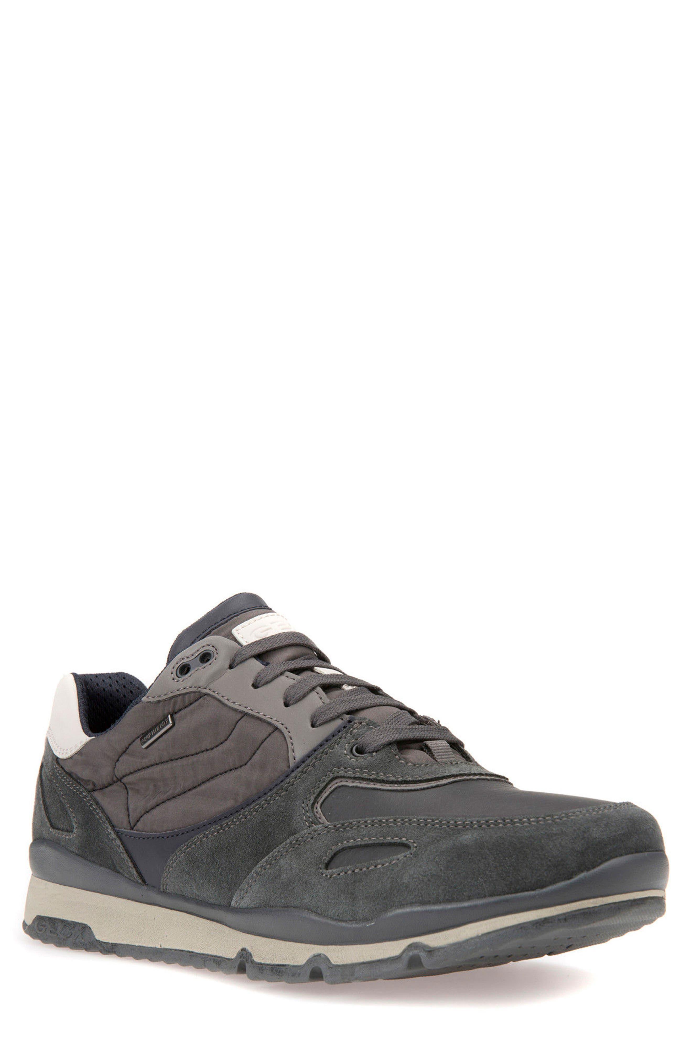 Geox Sandro ABX Ambphibiox Waterproof Sneaker (Men)