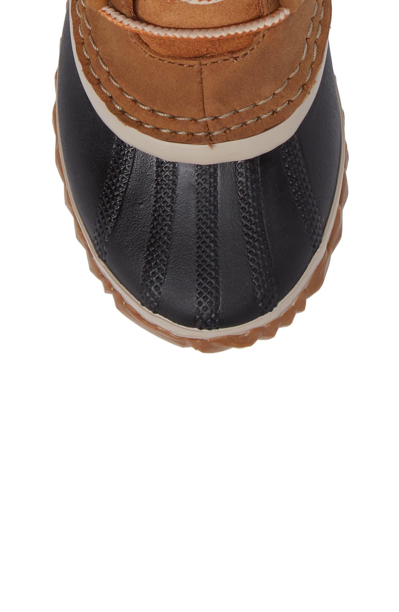 Alternate Image 5  - SOREL Out 'N About® Waterproof Boot (Walker, Toddler, Little Kid & Big Kid)