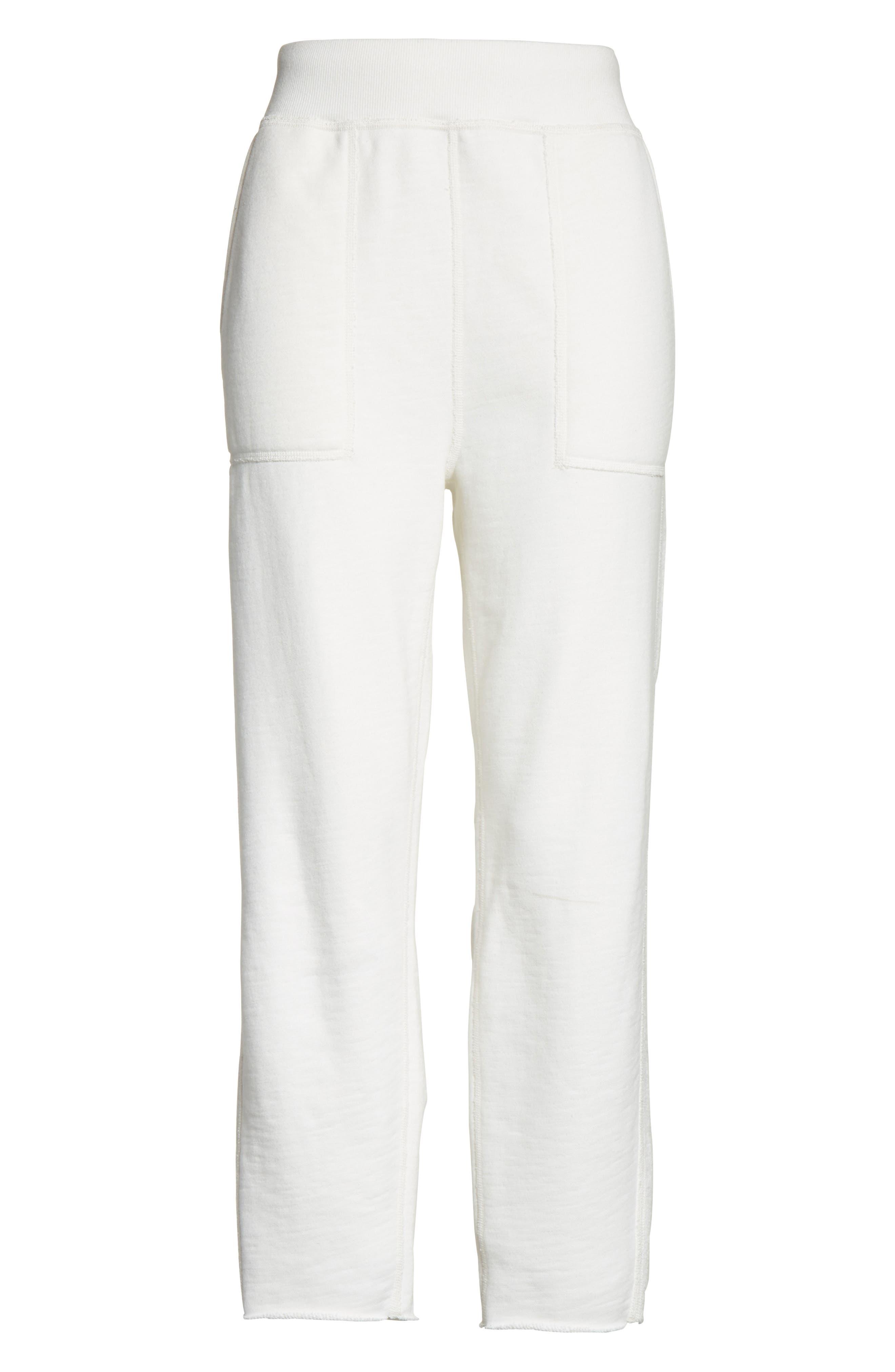Alternate Image 6  - rag & bone/JEAN Scout Crop Pants