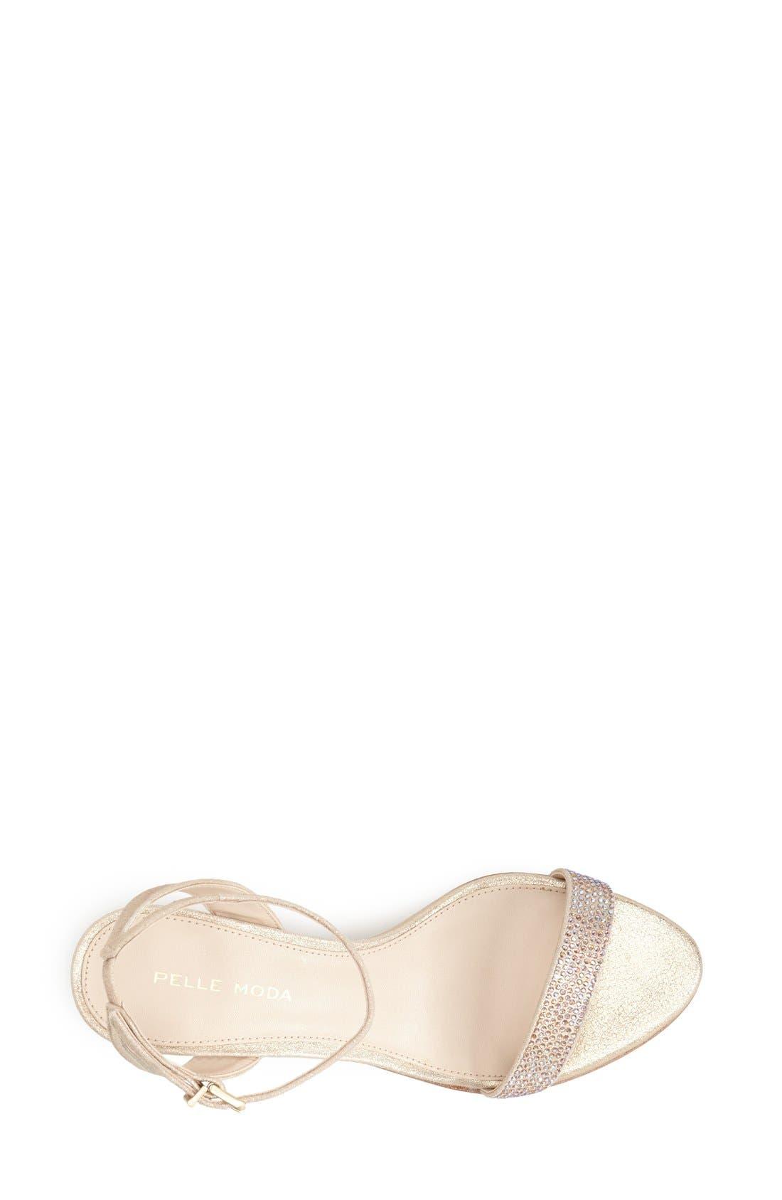 Alternate Image 3  - Pelle Moda 'Fabia' Sandal (Women)