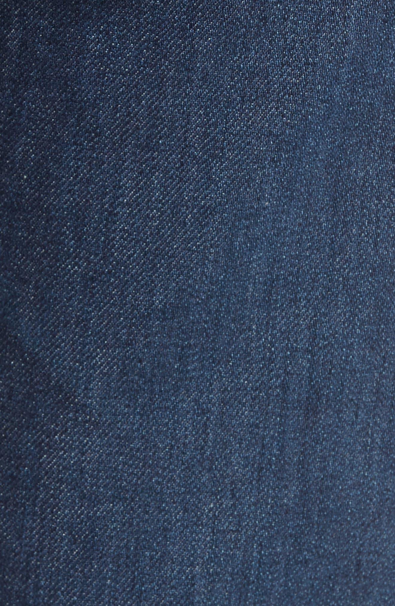 Tellis Slim Leg Jeans,                             Alternate thumbnail 5, color,                             Vibe