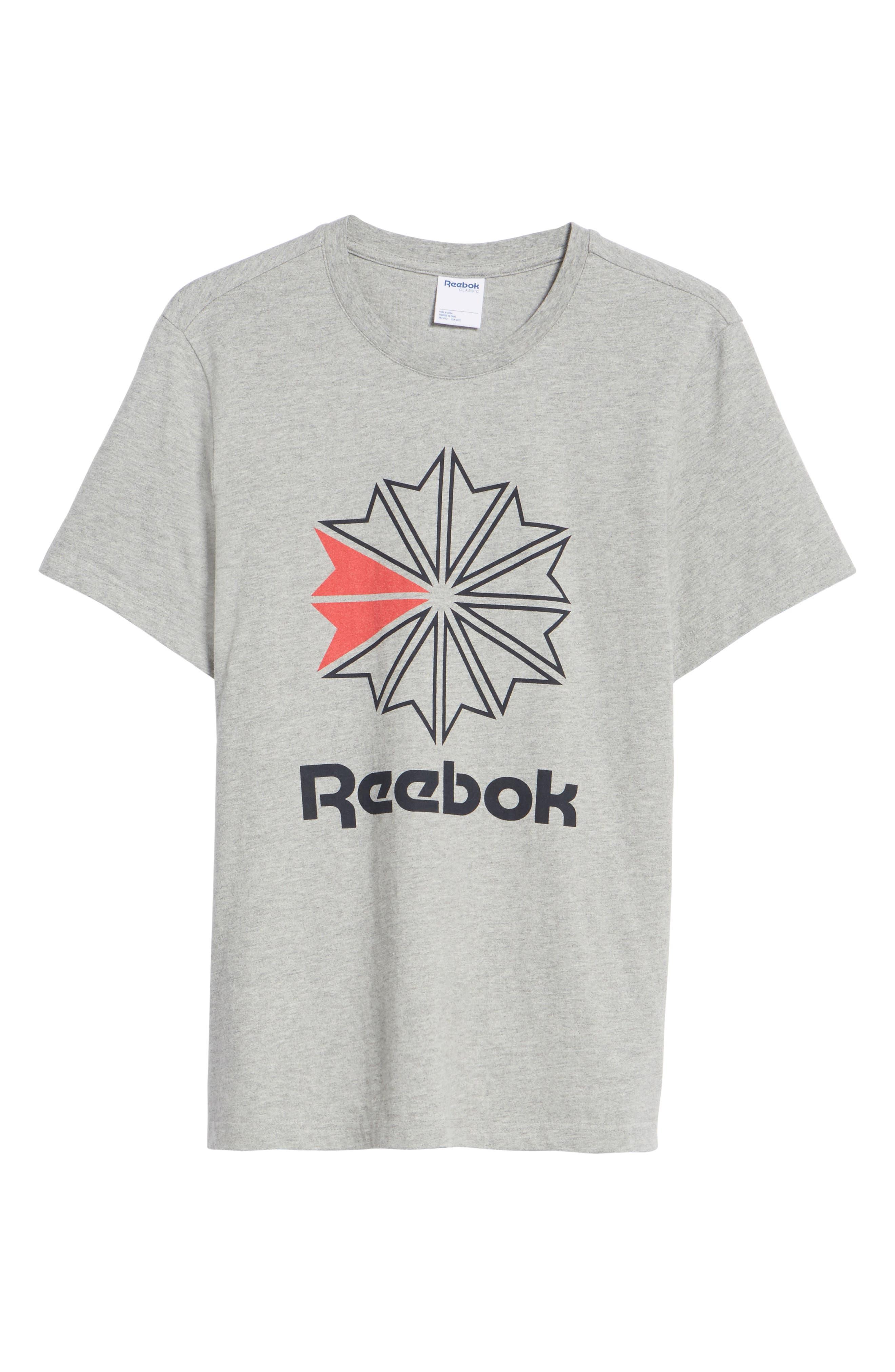 Alternate Image 5  - Reebok Classics Graphic T-Shirt